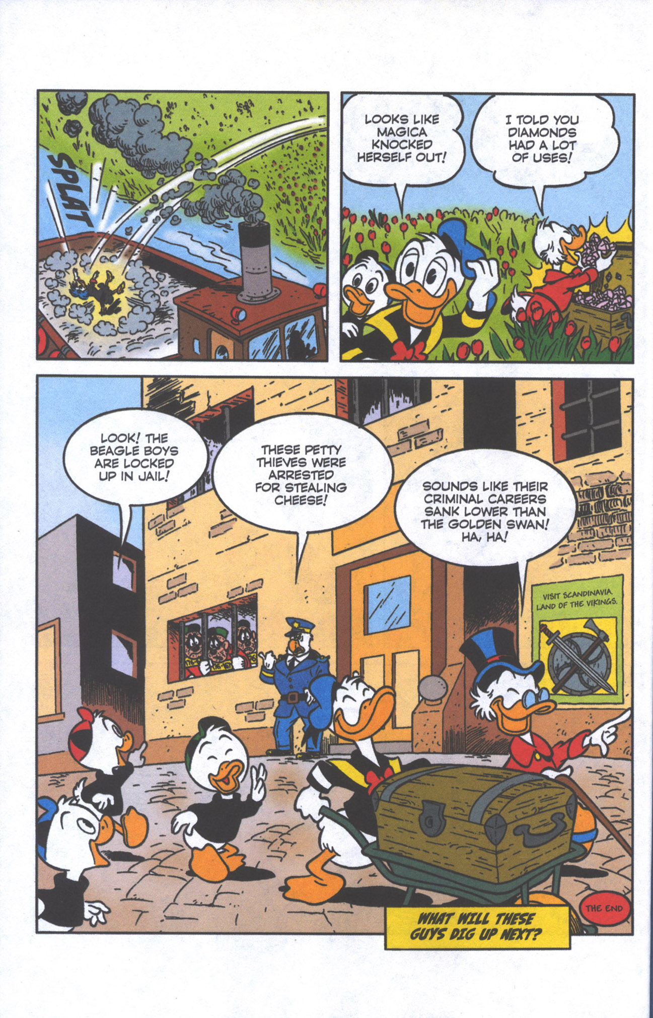 Read online Uncle Scrooge (1953) comic -  Issue #385 - 29