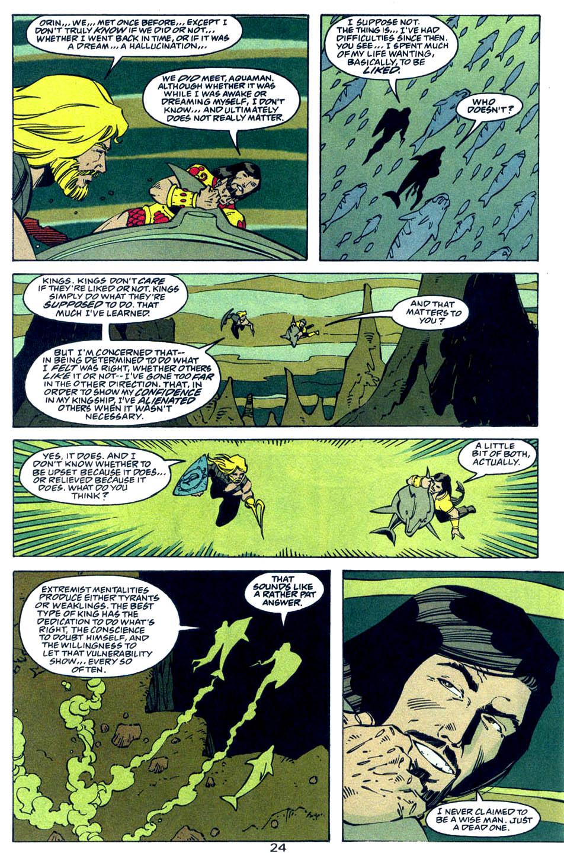 Read online Aquaman (1994) comic -  Issue #Aquaman (1994) _Annual 4 - 24