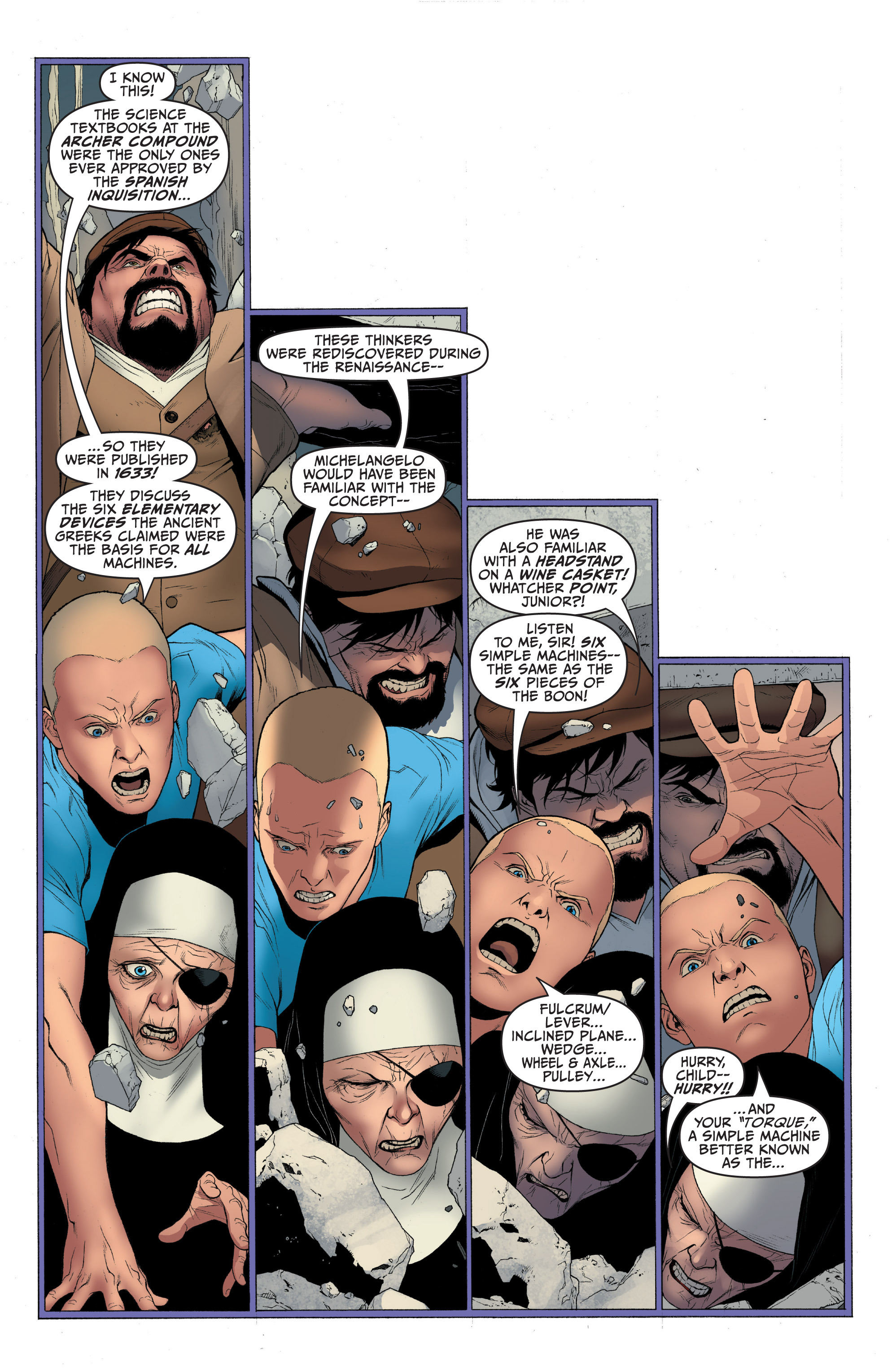 Read online Archer and Armstrong comic -  Issue #Archer and Armstrong _TPB 1 - 49