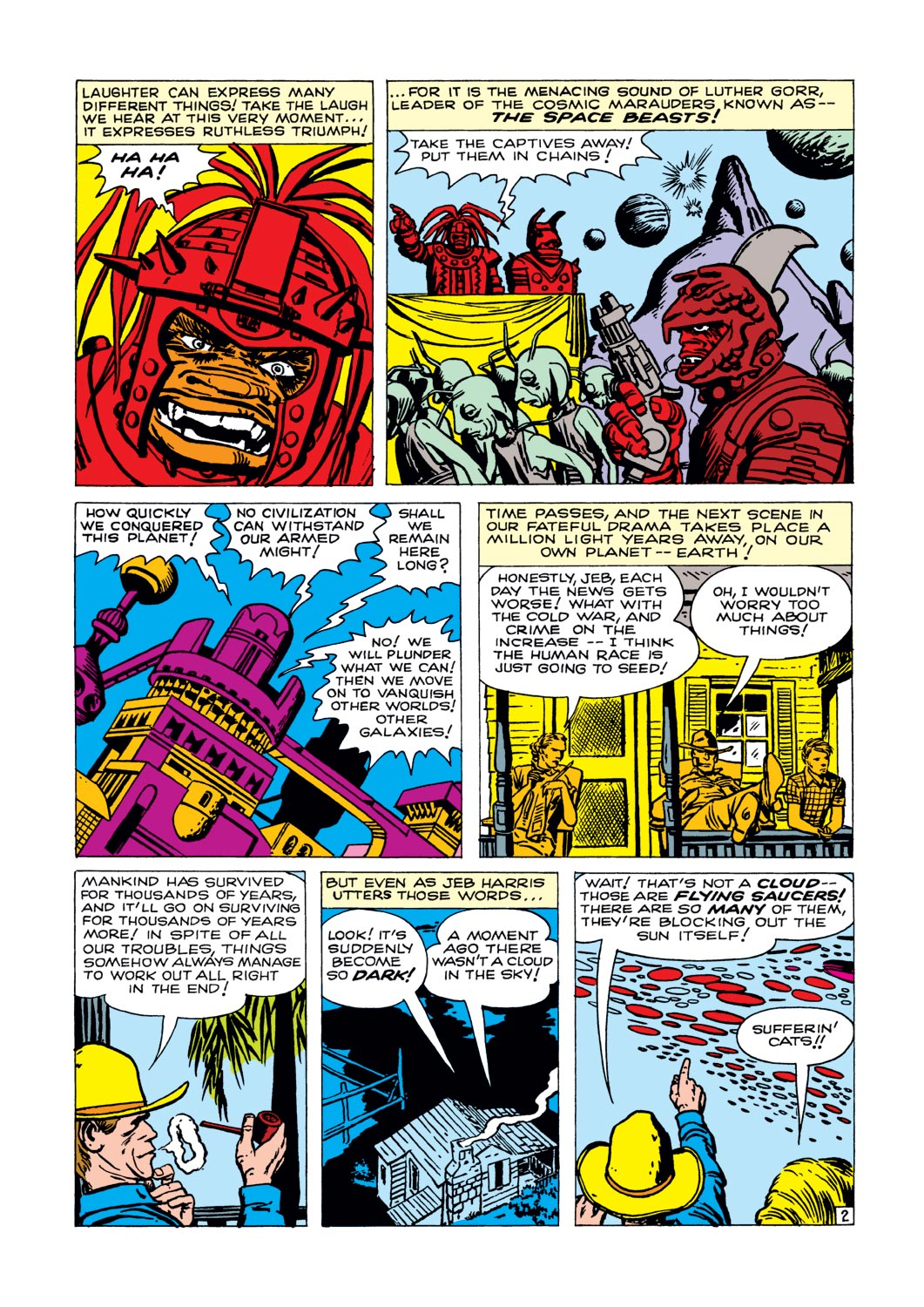 Tales to Astonish (1959) issue 29 - Page 3