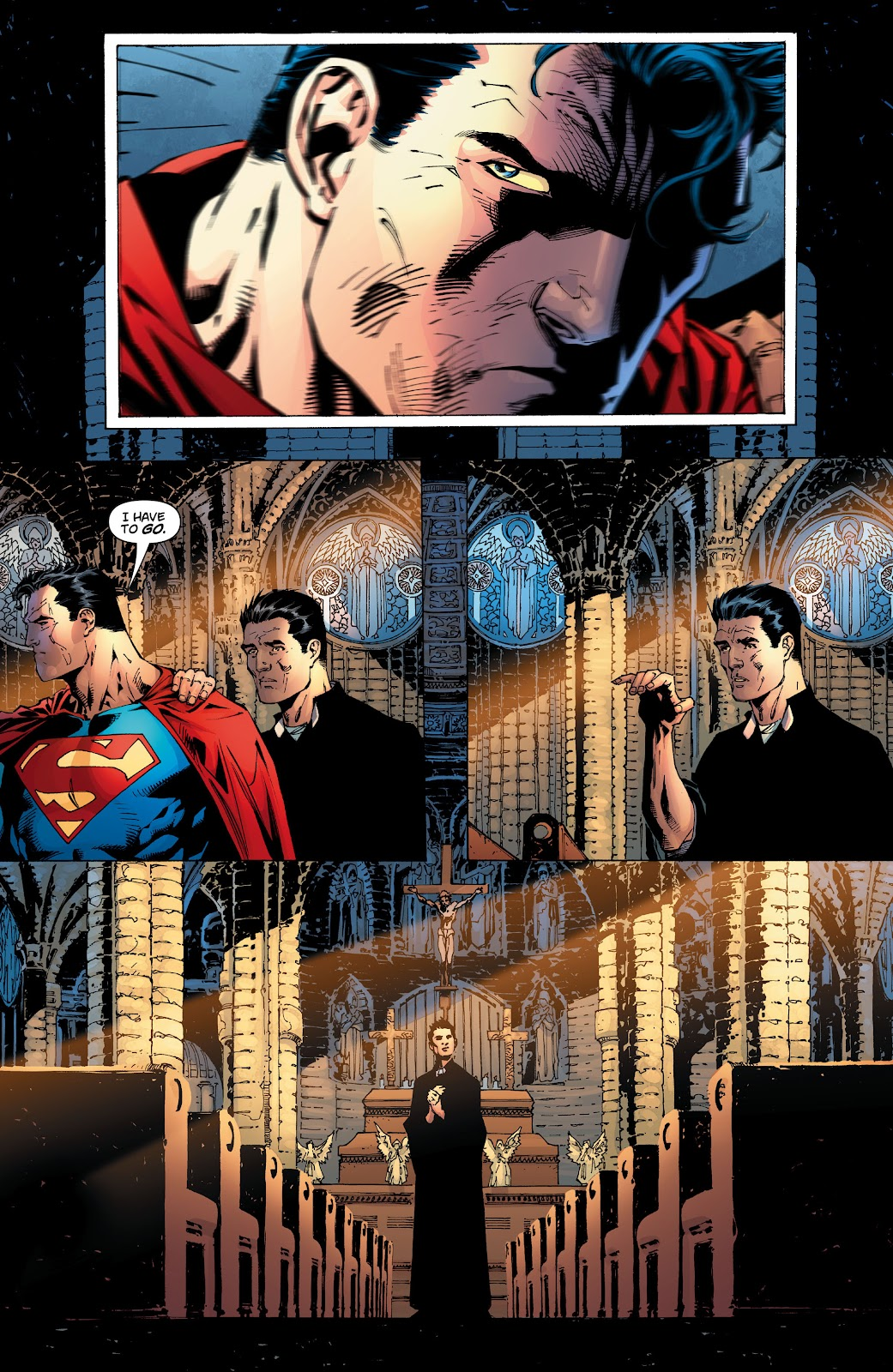 Read online Superman: For Tomorrow comic -  Issue # TPB (Part 1) - 35