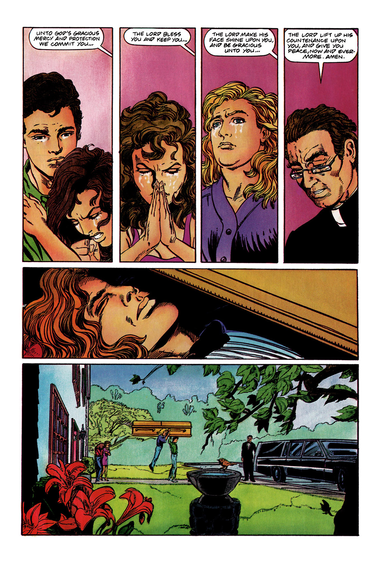 Read online Harbinger (1992) comic -  Issue #7 - 18