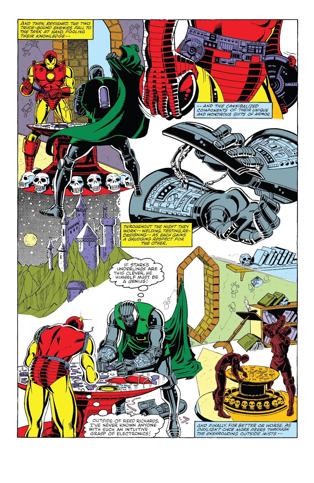 Read online Marvel Tales: Iron Man comic -  Issue # Full - 73