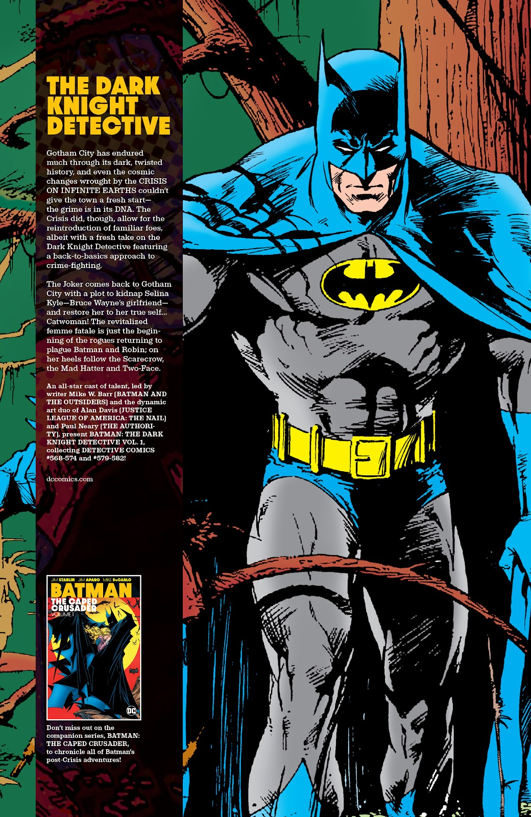 Read online Detective Comics (1937) comic -  Issue # _TPB Batman - The Dark Knight Detective 1 (Part 3) - 103