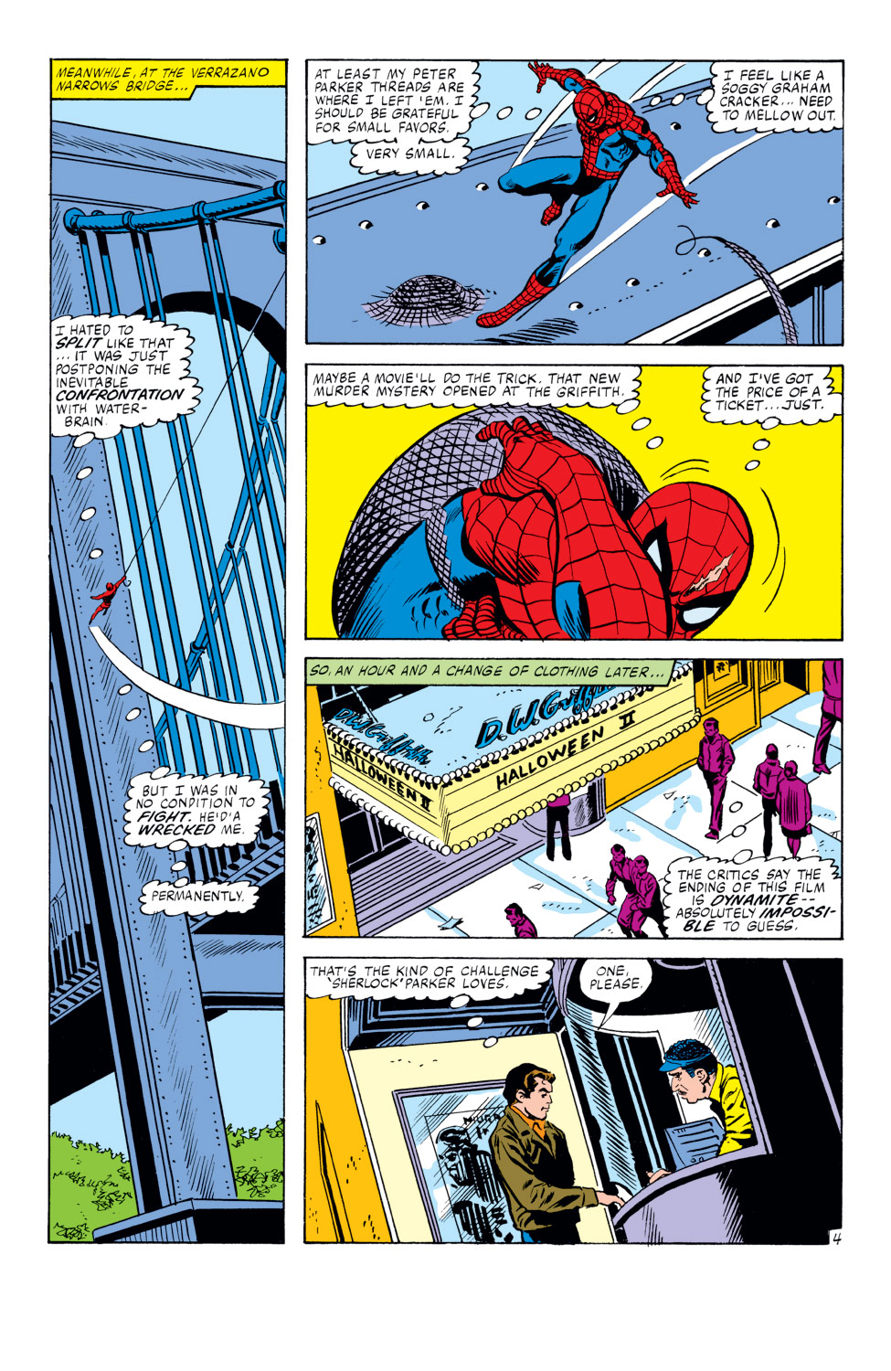 The Amazing Spider-Man (1963) 217 Page 4