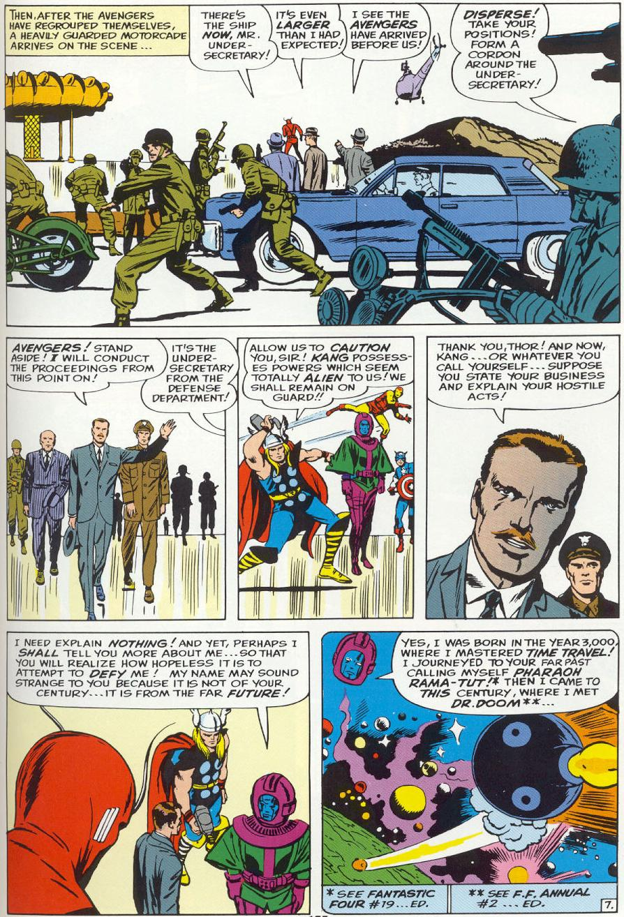 The Avengers (1963) 8 Page 7