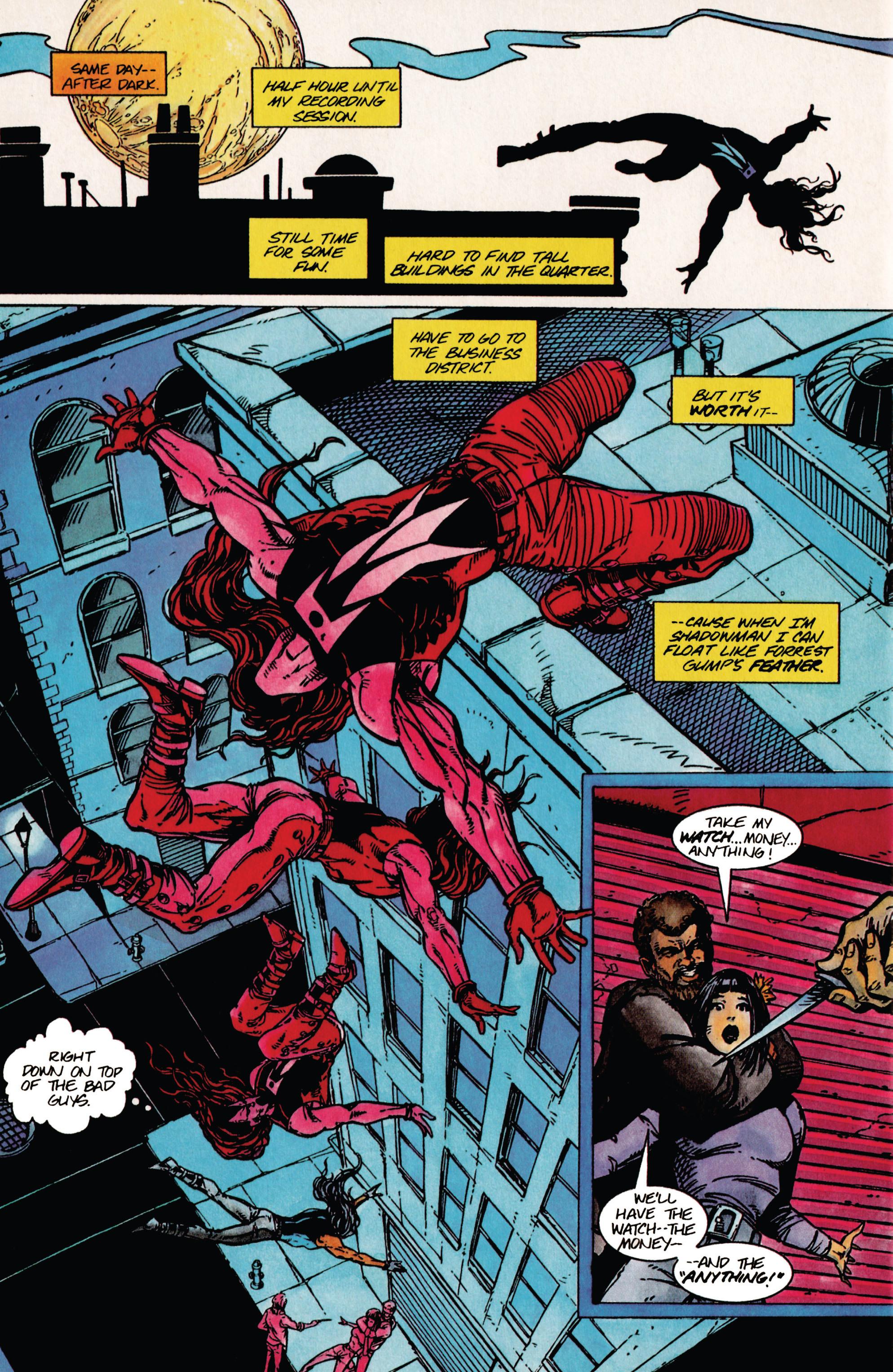 Read online Shadowman (1992) comic -  Issue #41 - 13