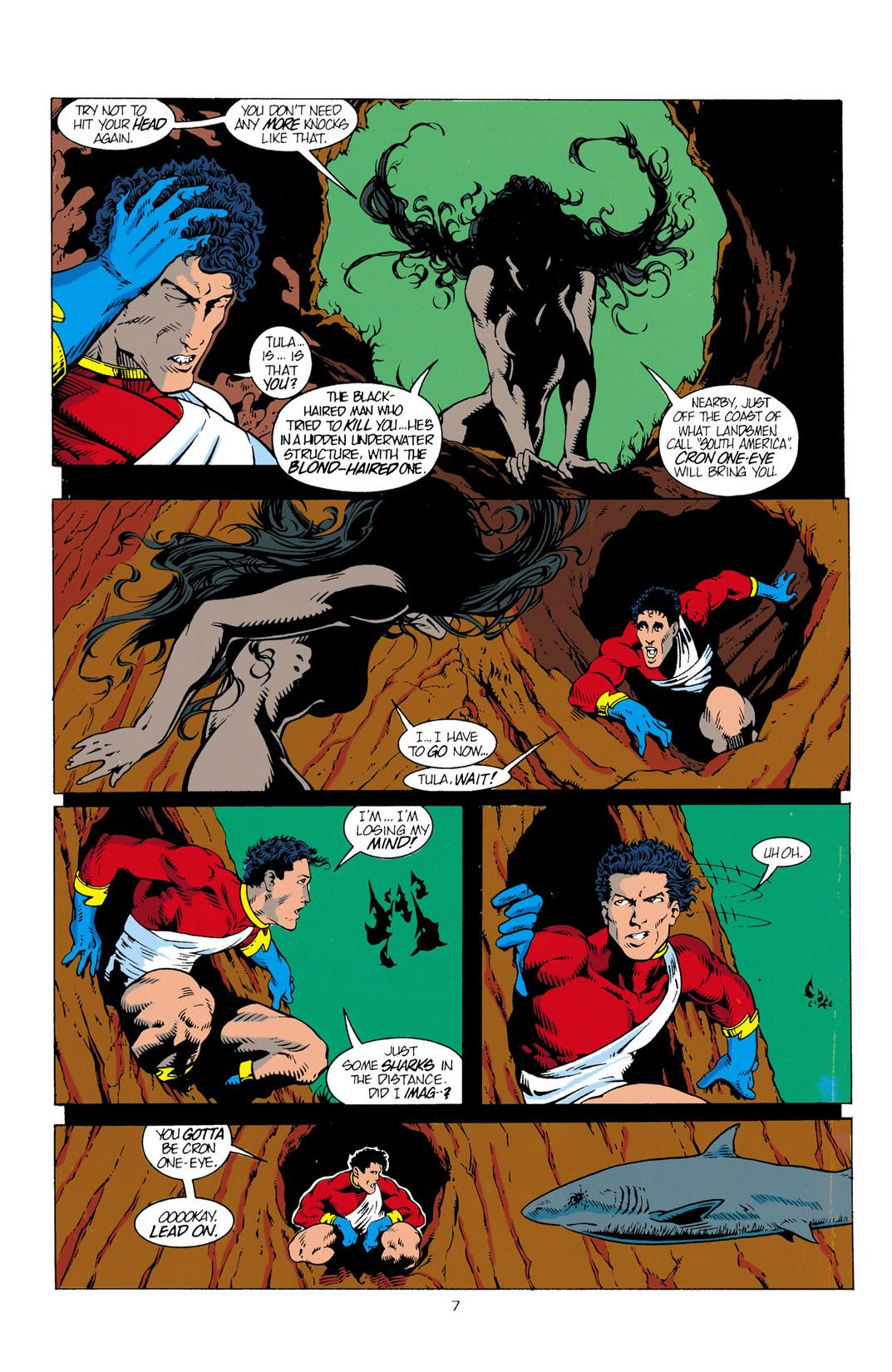 Read online Aquaman (1994) comic -  Issue #2 - 8