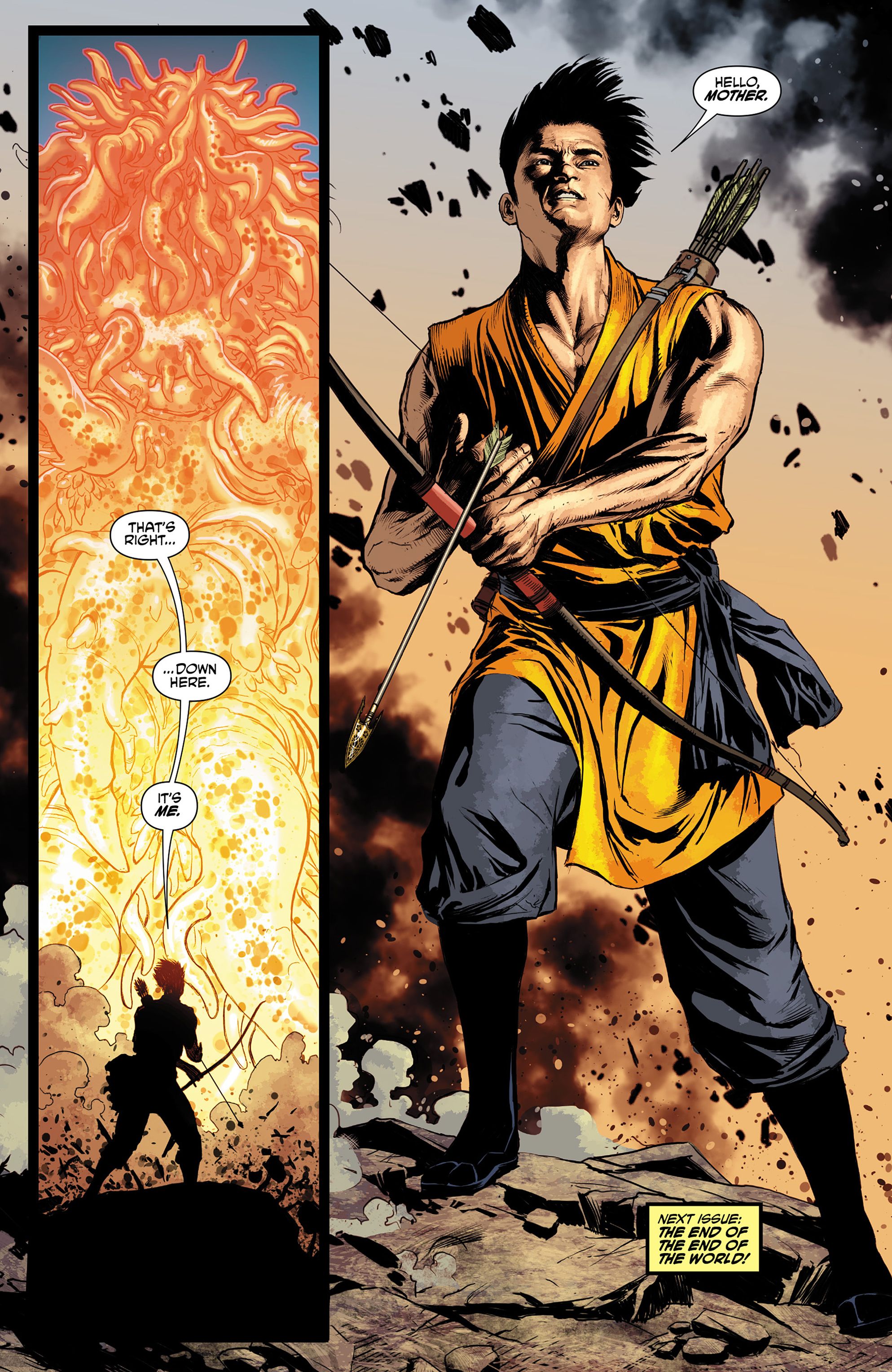 Read online King Tiger comic -  Issue #3 - 24