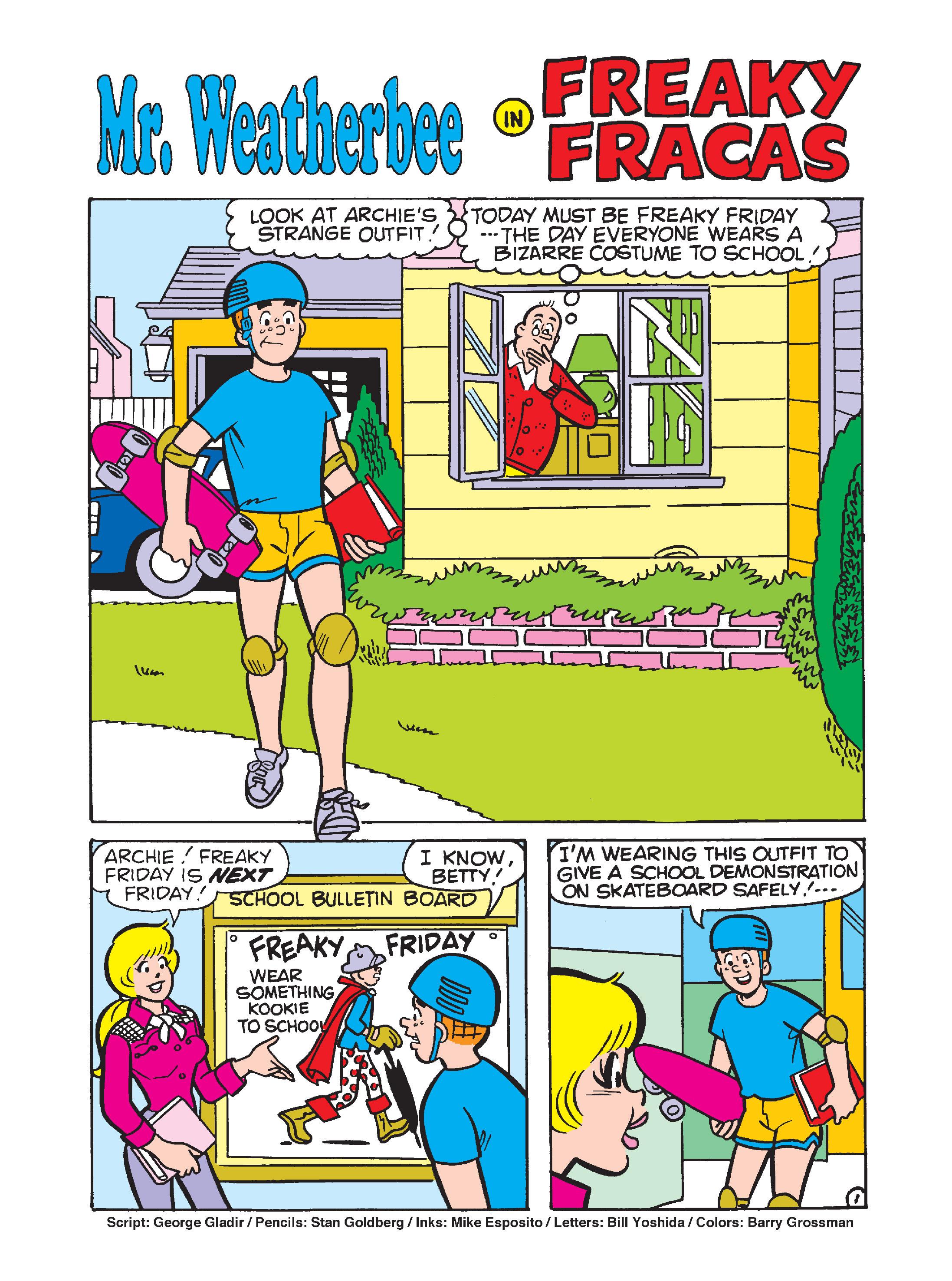 Read online Archie 1000 Page Comics Bonanza comic -  Issue #1 (Part 1) - 111