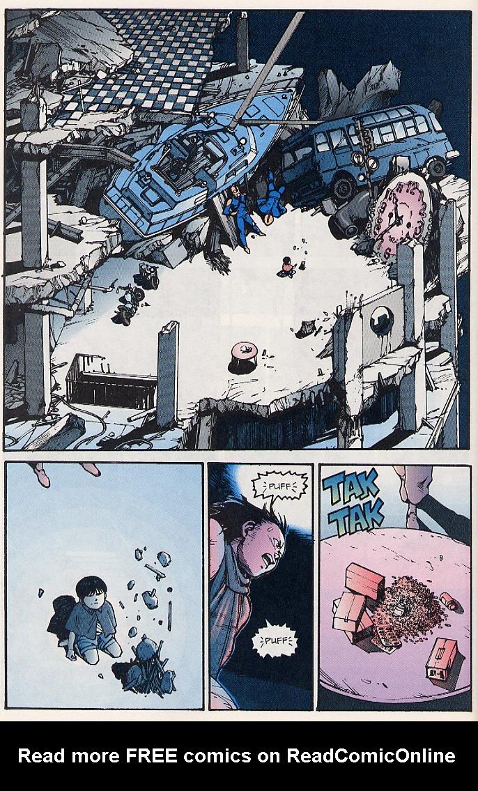Read online Akira comic -  Issue #17 - 59