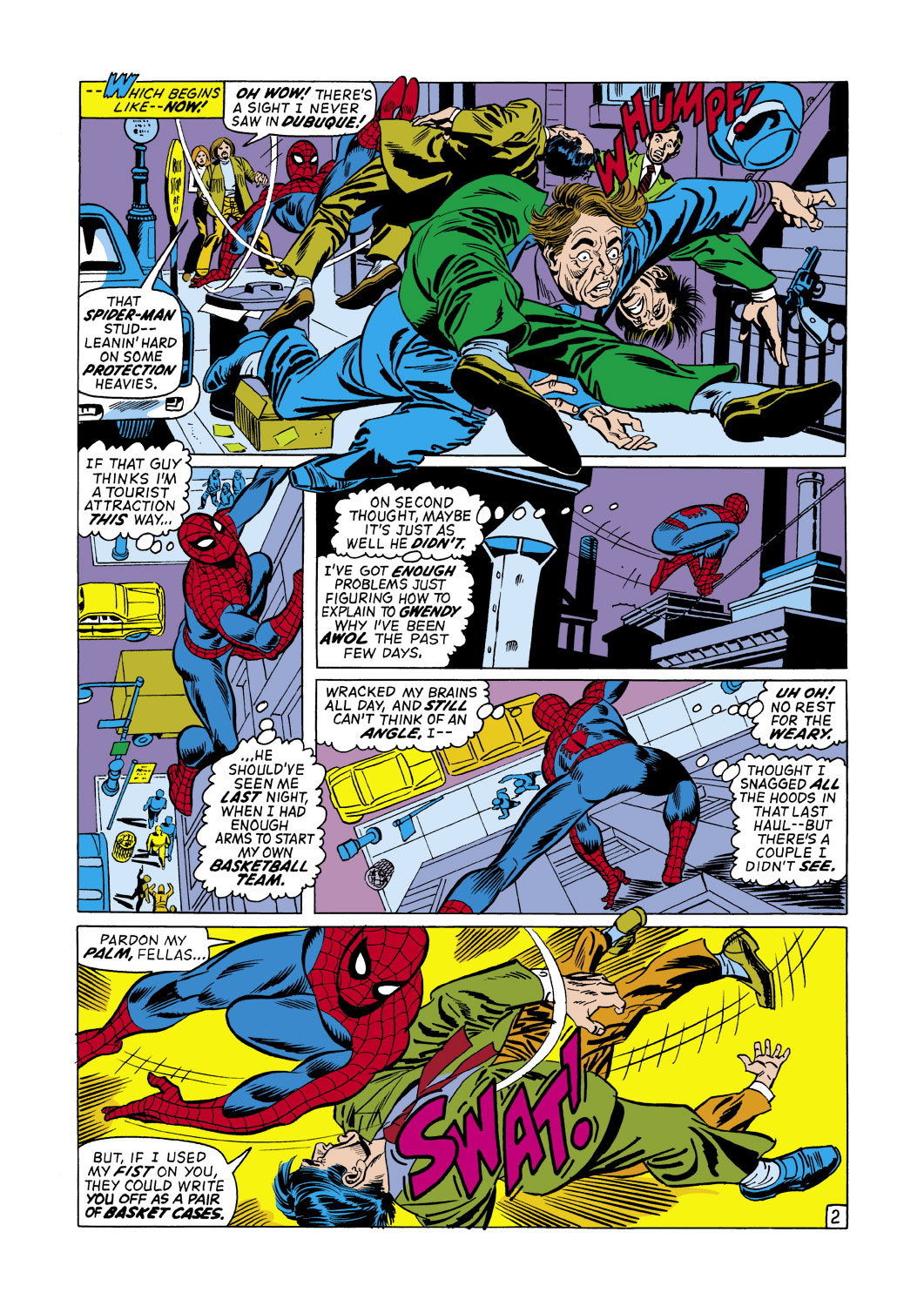 The Amazing Spider-Man (1963) 103 Page 2