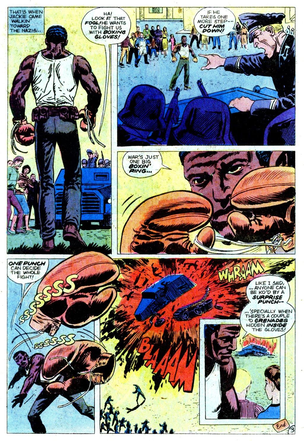 Read online Sgt. Rock comic -  Issue #358 - 28