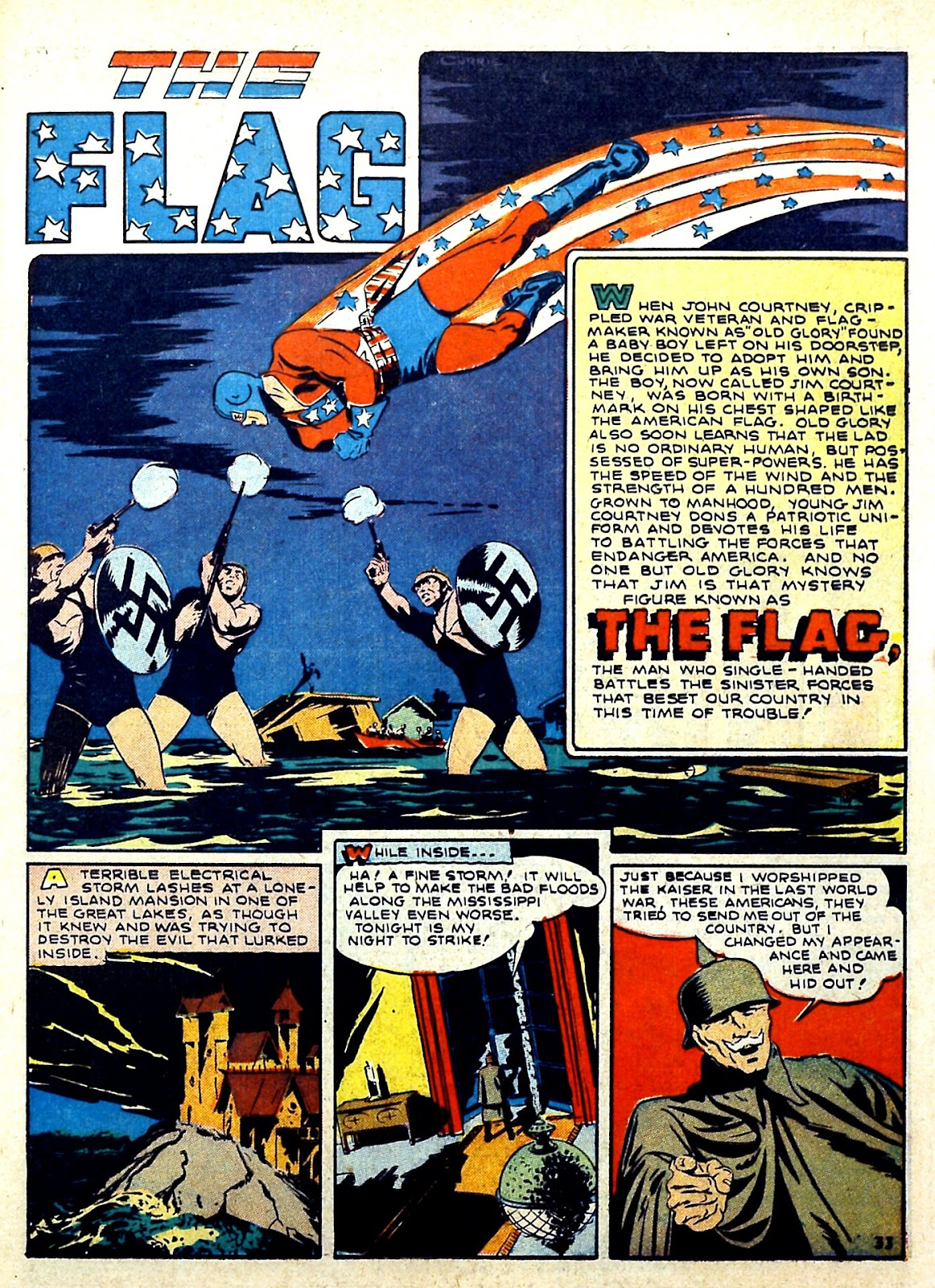 Our Flag Comics issue 4 - Page 35