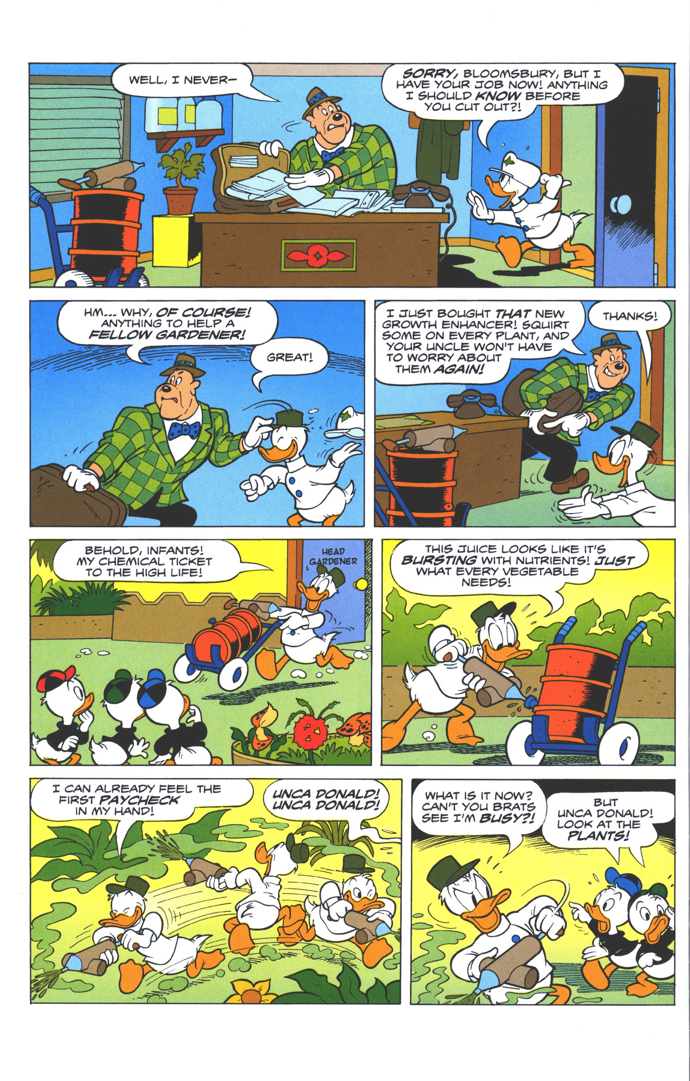 Read online Uncle Scrooge (1953) comic -  Issue #359 - 54