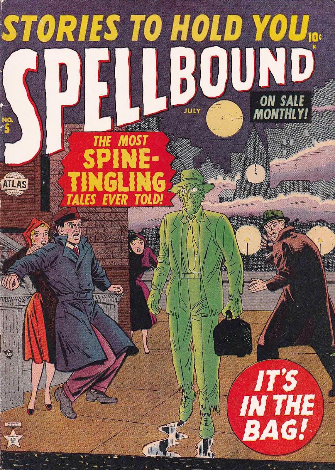 Spellbound (1952) issue 5 - Page 1