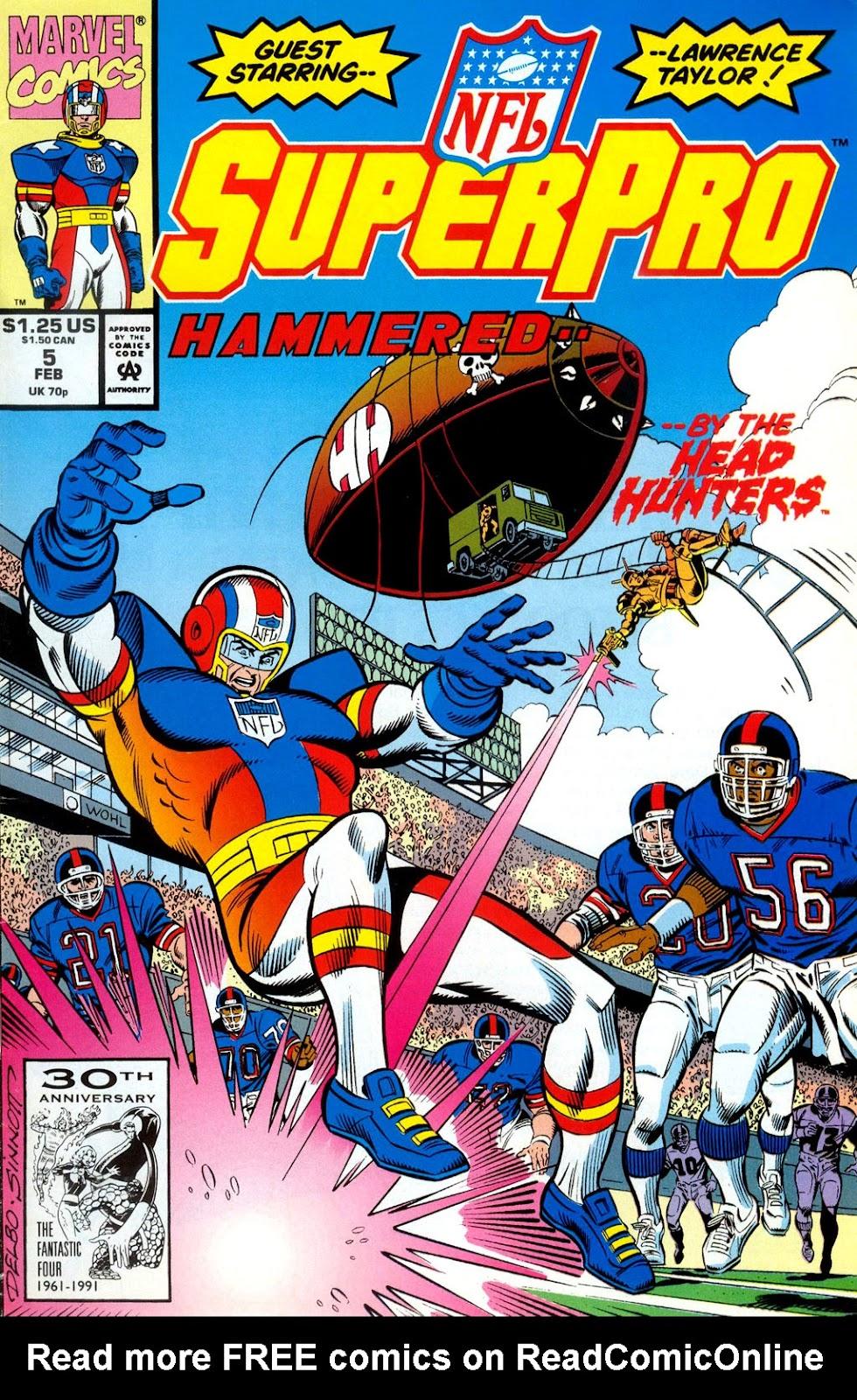 NFL SuperPro 5 Page 1