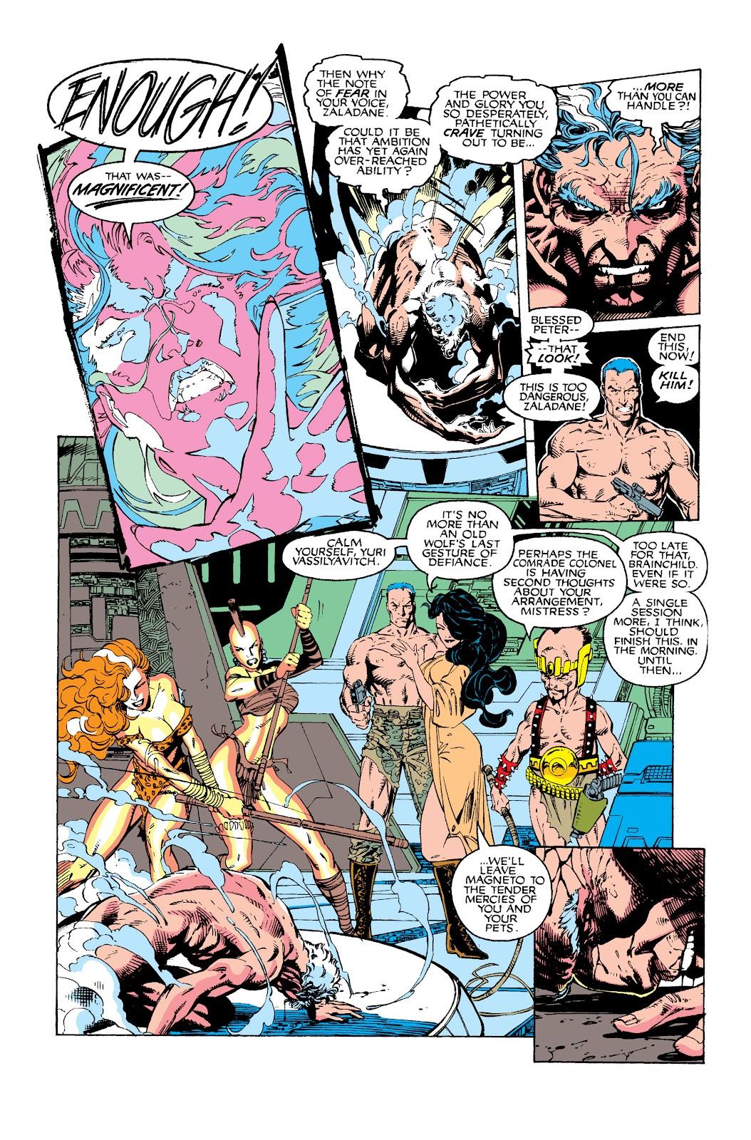 Uncanny X-Men (1963) issue 275 - Page 24