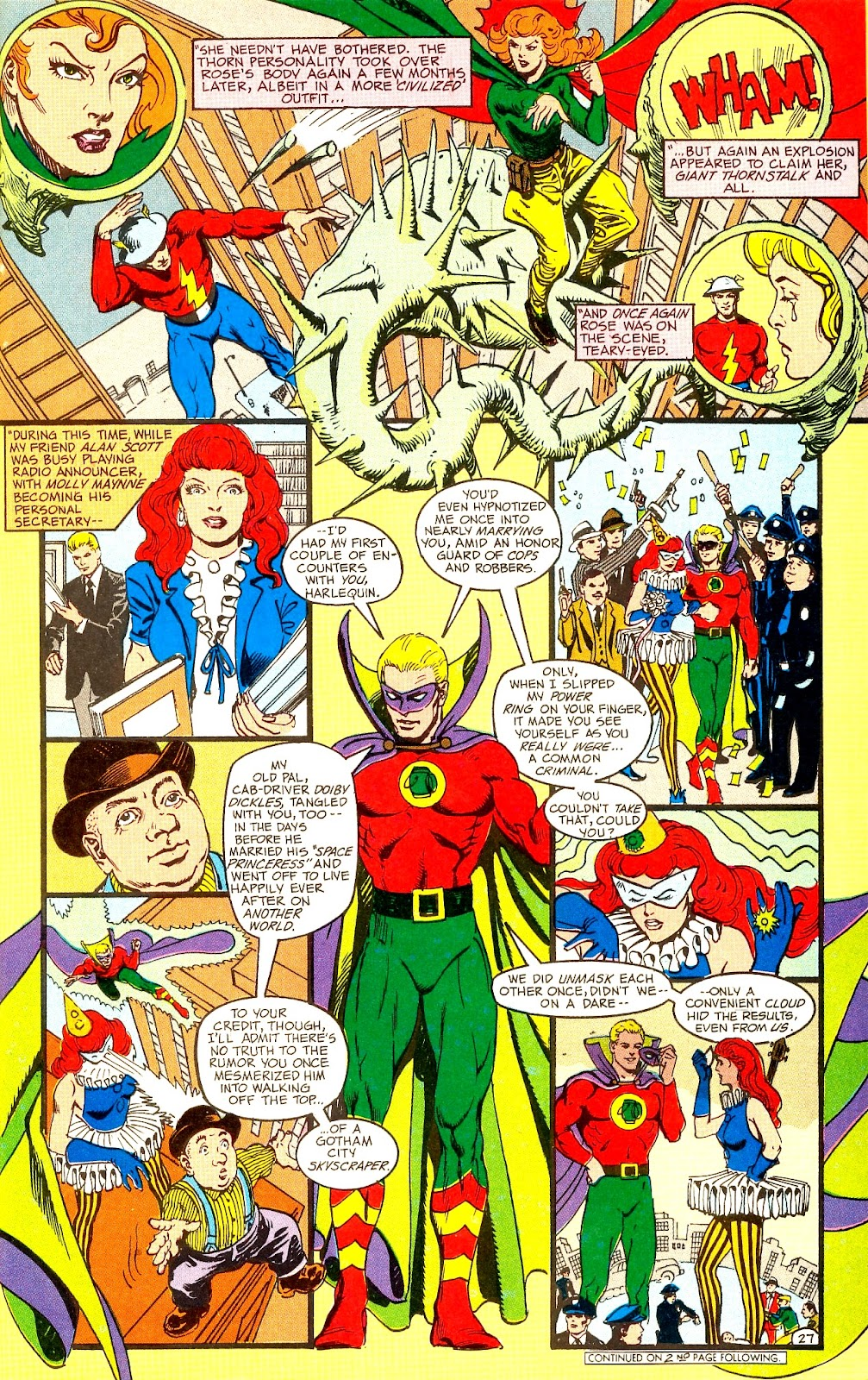 Infinity Inc. (1984) issue Annual 1 - Page 31
