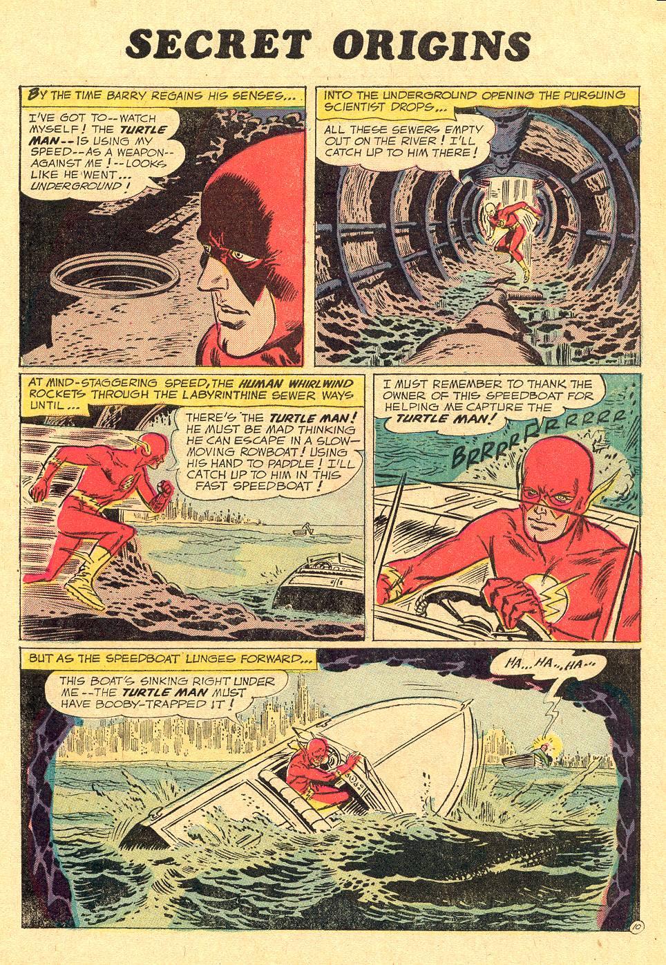 Read online Secret Origins (1973) comic -  Issue #1 - 30