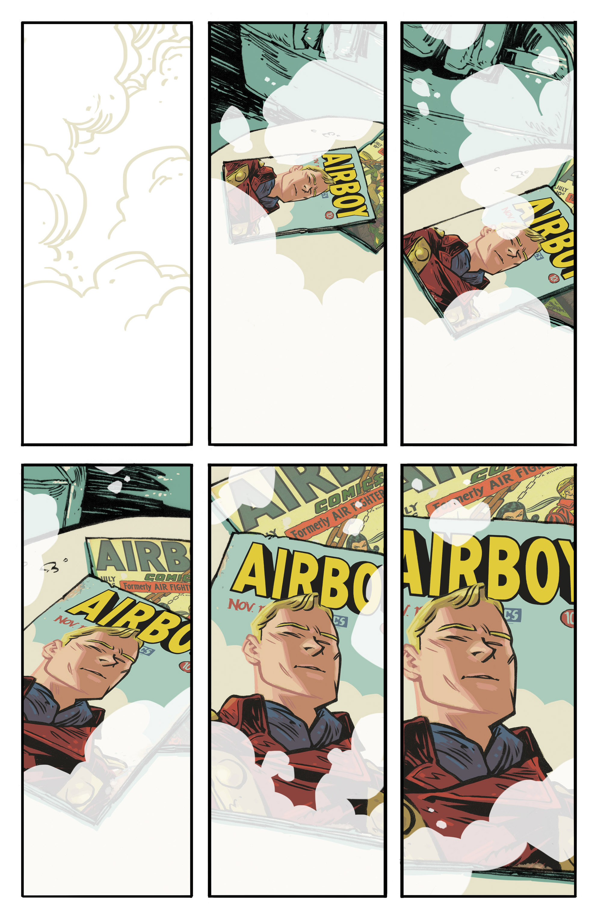 Read online Airboy comic -  Issue #4 - 25