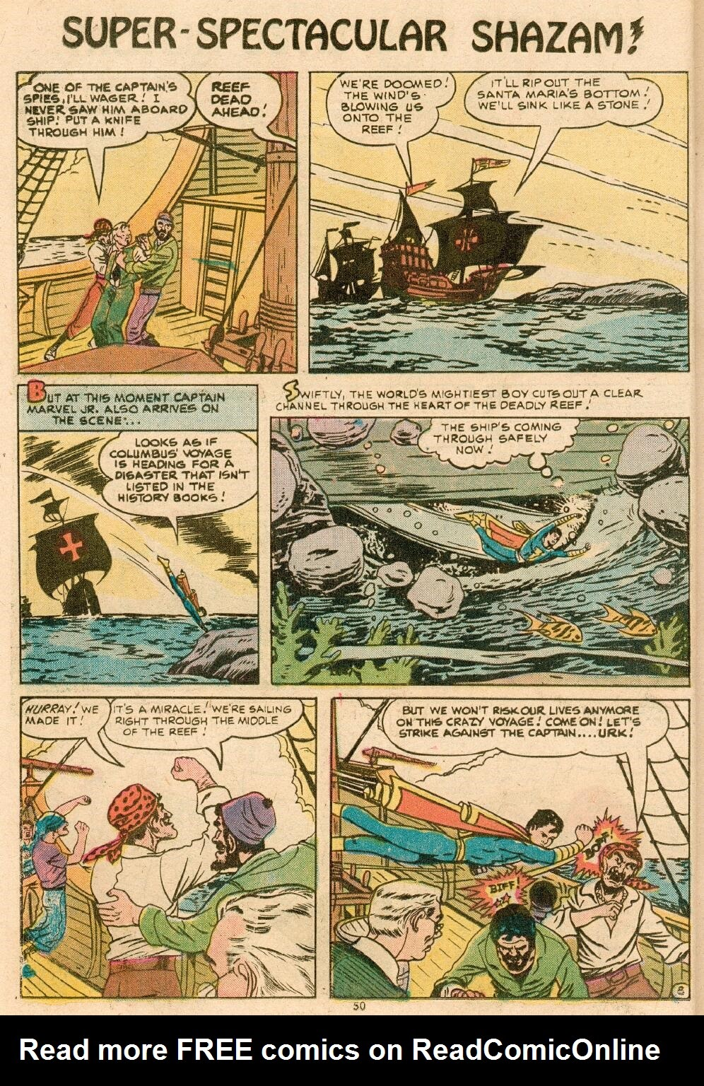 Captain Marvel, Jr. issue 83 - Page 9