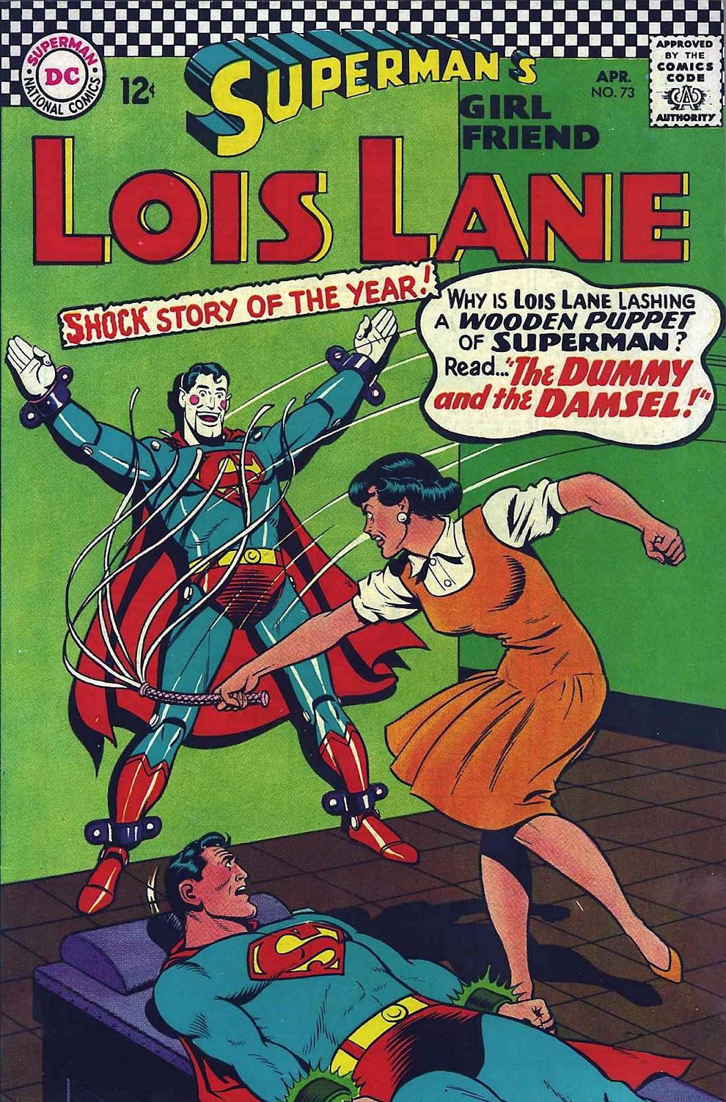 Supermans Girl Friend, Lois Lane 73 Page 1