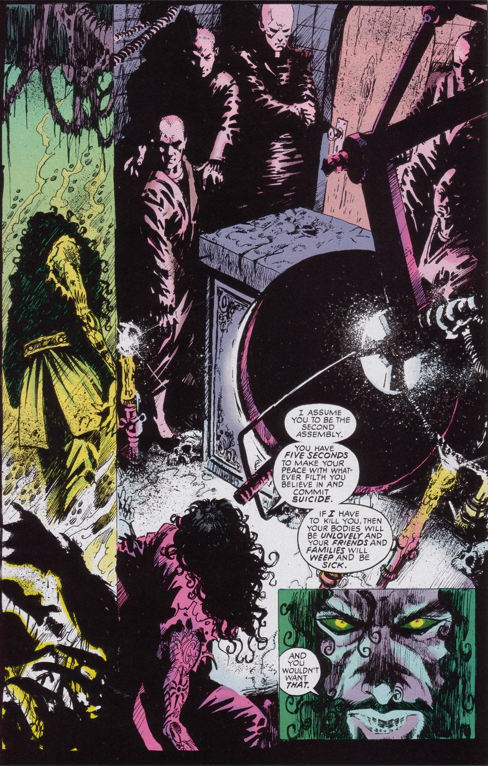 Read online Druid comic -  Issue #3 - 14