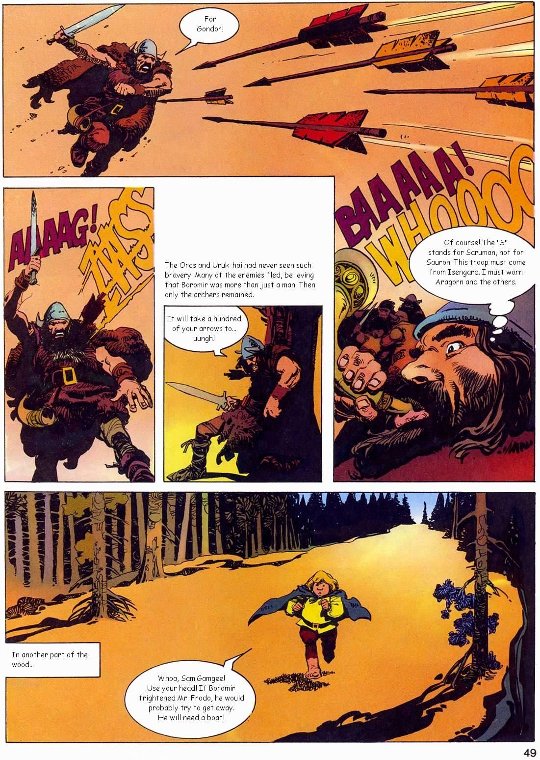 El Señor de los Anillos issue 2 - Page 45