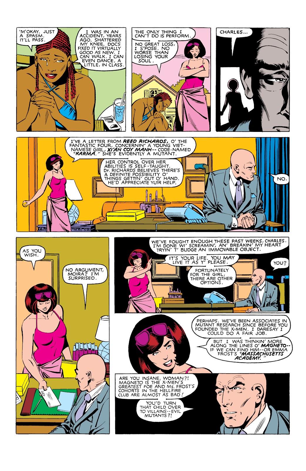 Uncanny X-Men (1963) issue 165 - Page 7