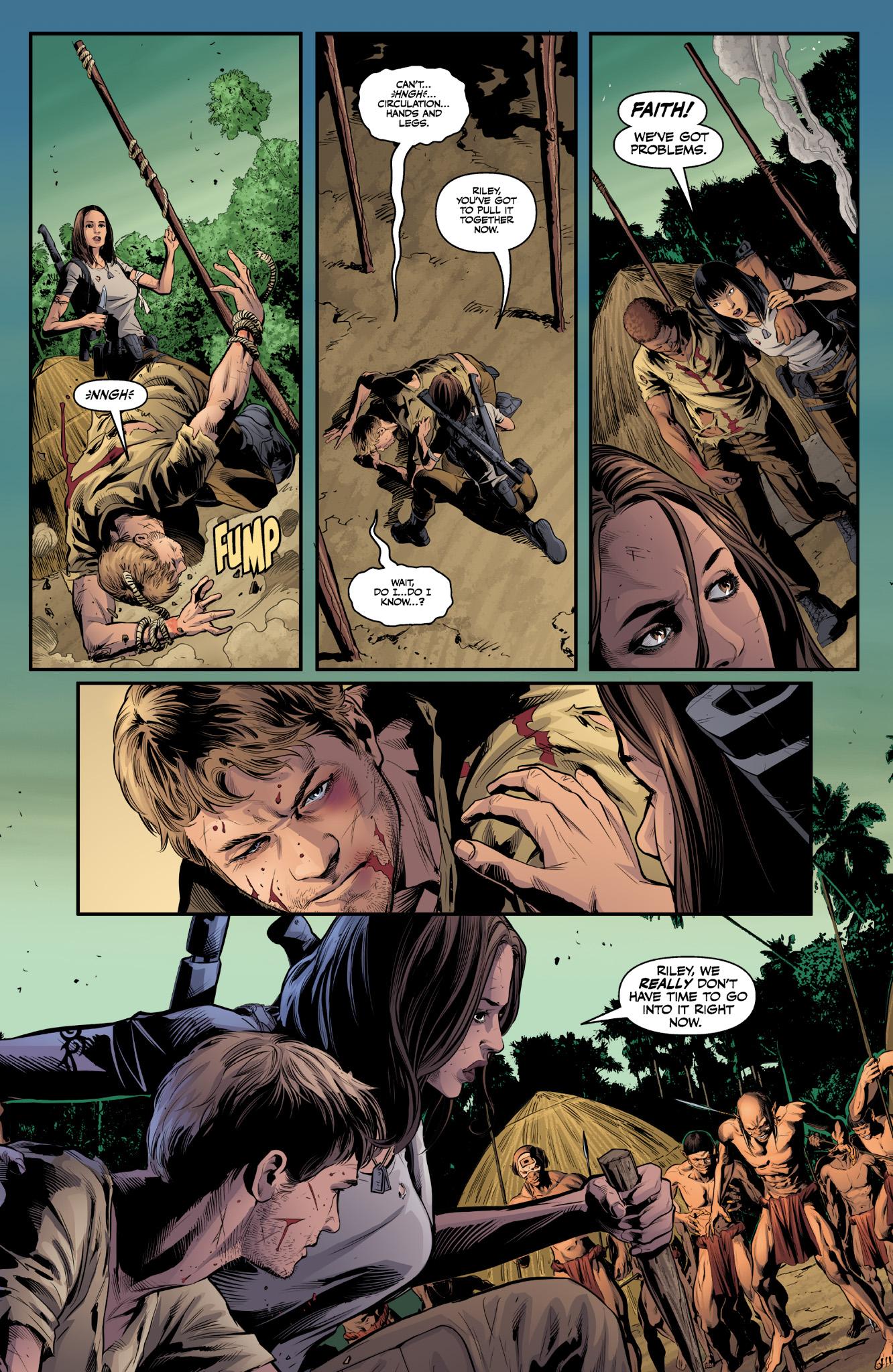 Read online Angel & Faith Season 10 comic -  Issue #9 - 12