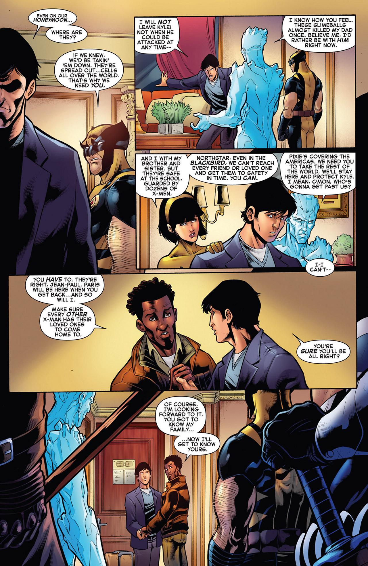 Read online Astonishing X-Men (2004) comic -  Issue # _Annual 1 - 41