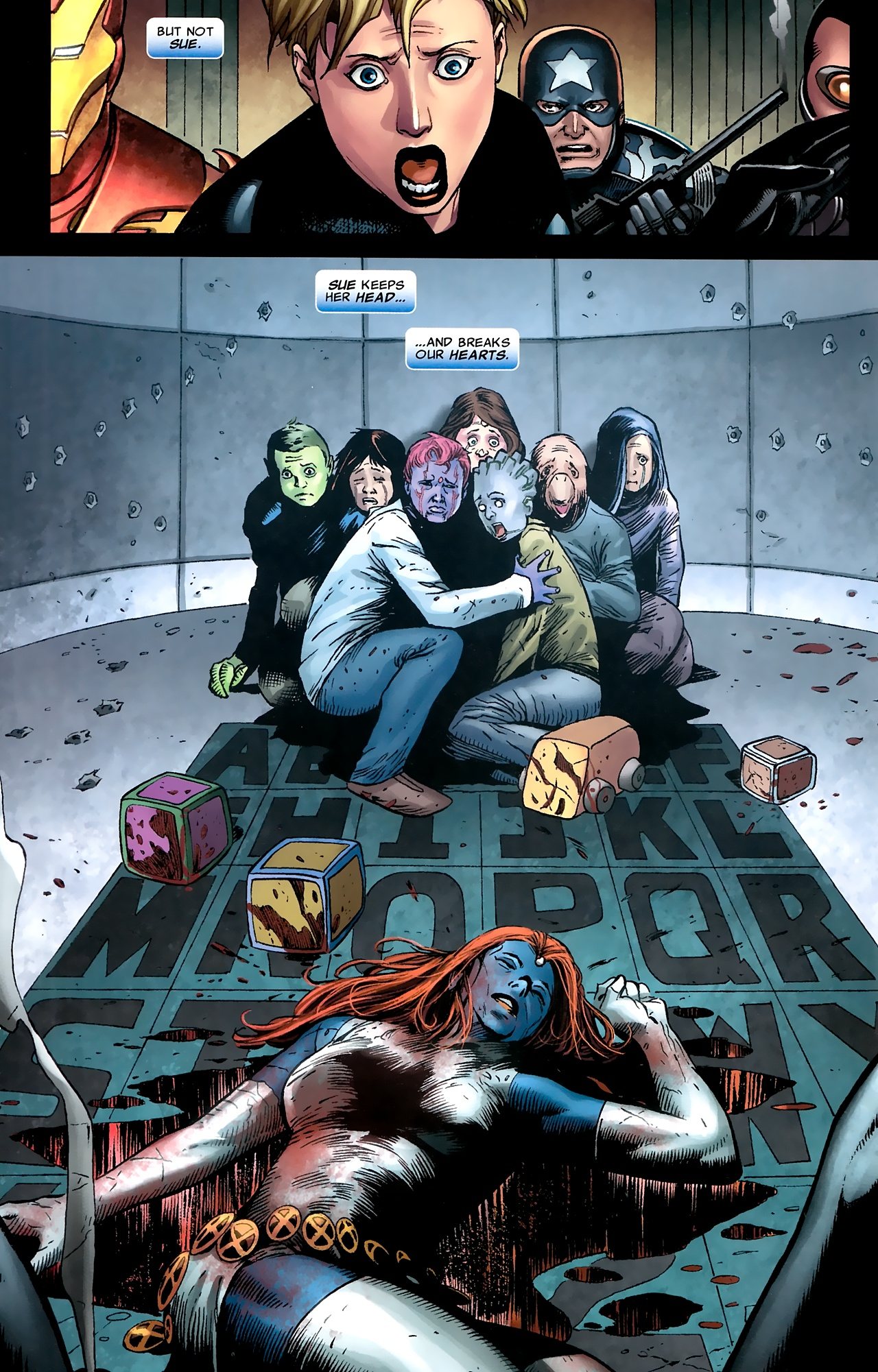 Read online Age of X: Universe comic -  Issue #2 - 9
