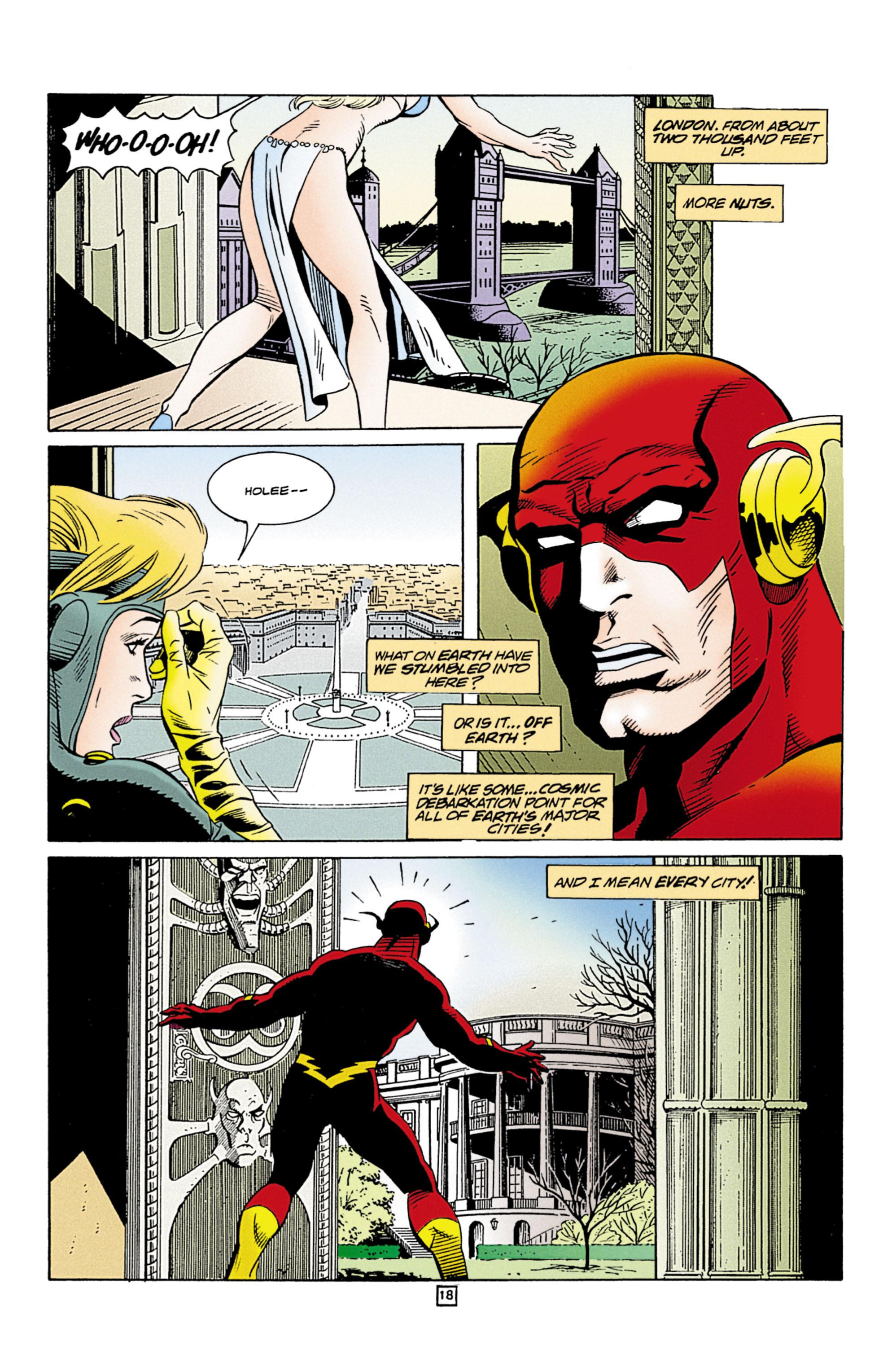Read online Flash Plus comic -  Issue # Full - 19