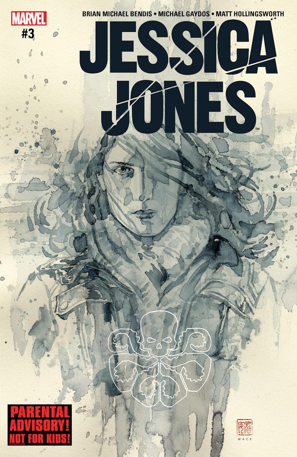 Jessica Jones (2016) 3 Page 1