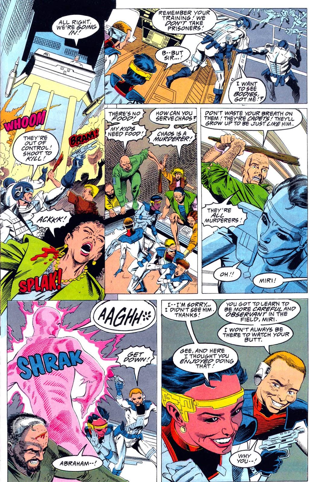 Read online Team Titans comic -  Issue #1b - 12