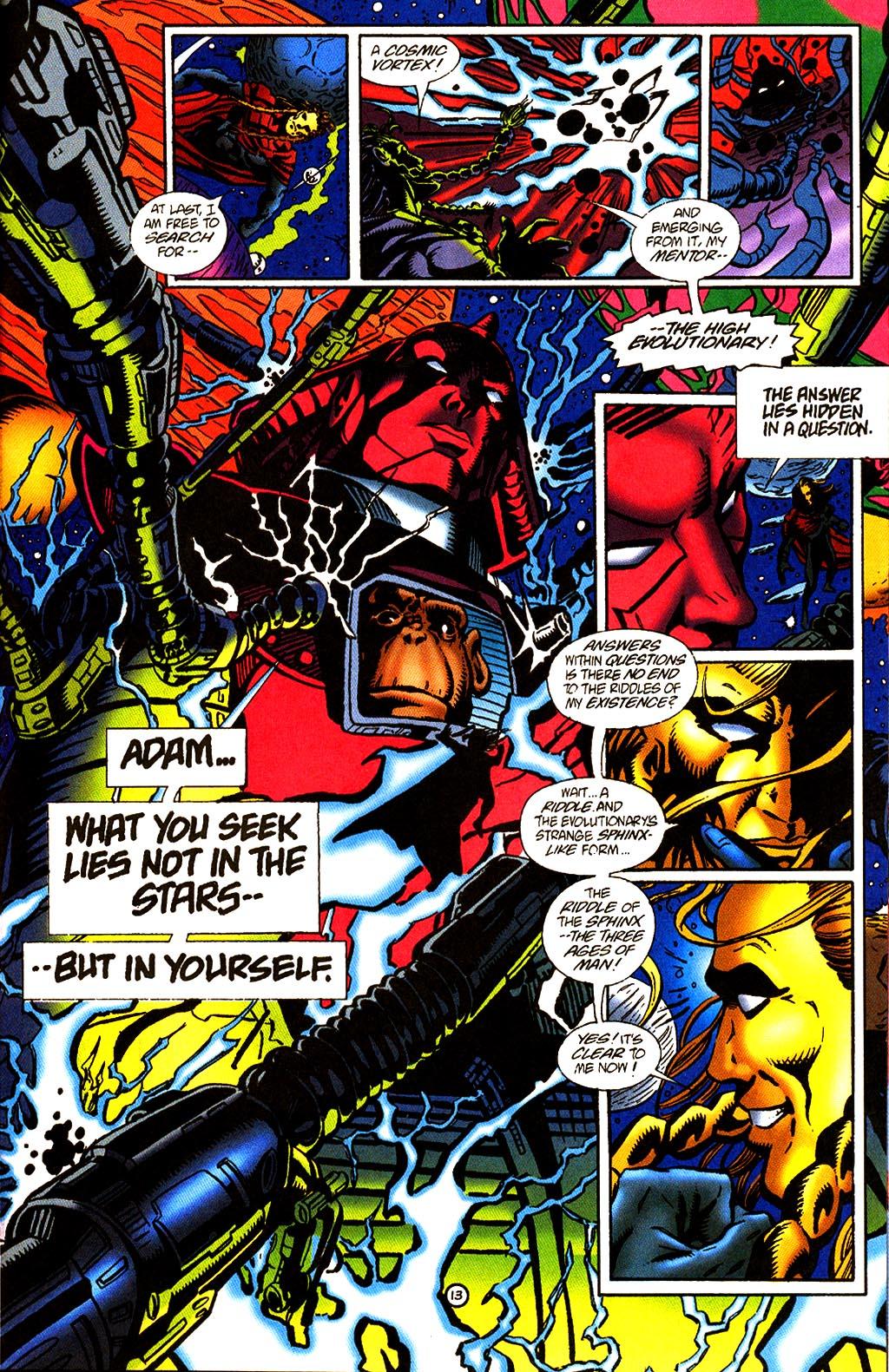 Read online Rune (1995) comic -  Issue #2 - 15