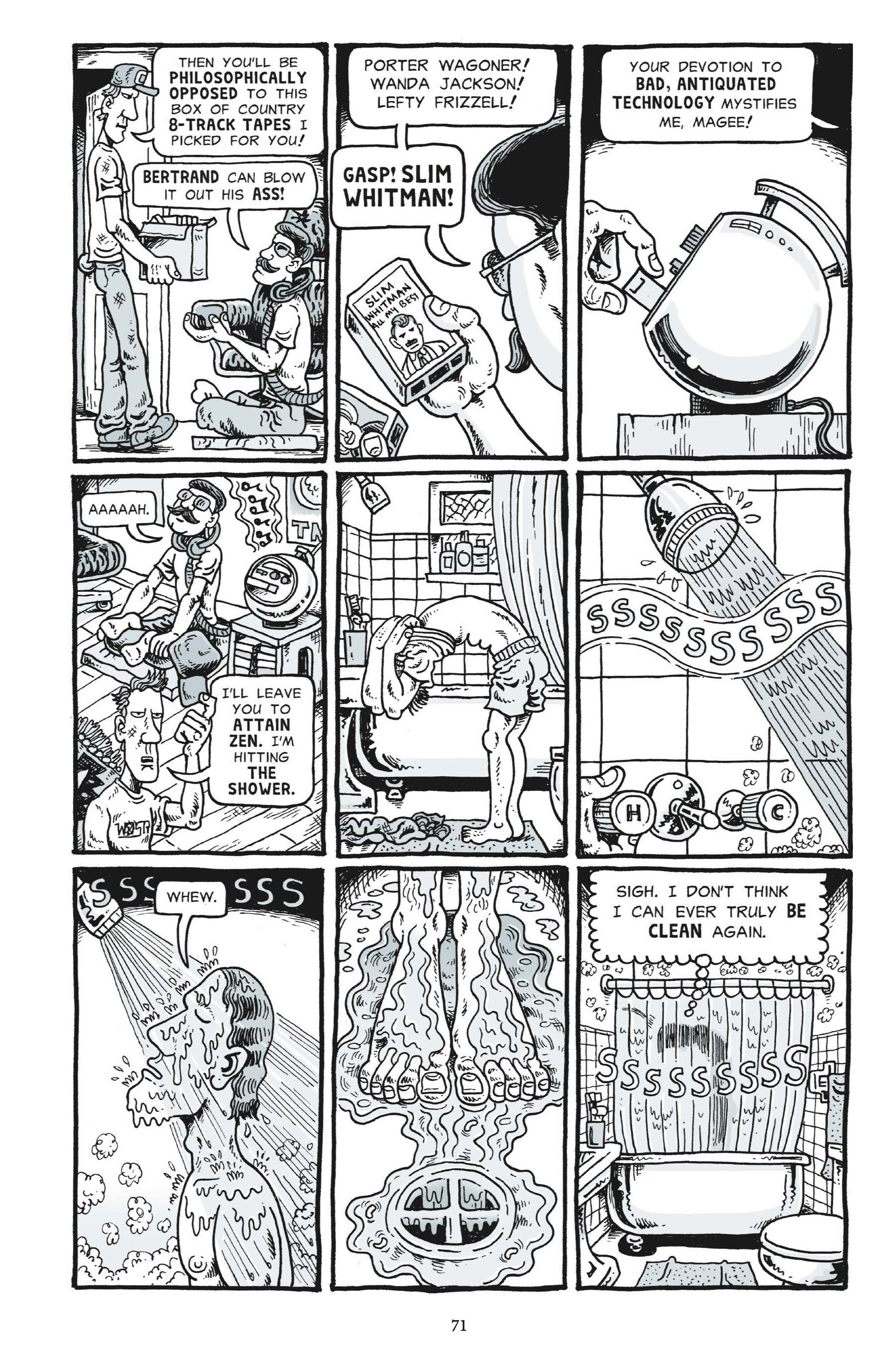 Read online Trashed comic -  Issue # Full - 72