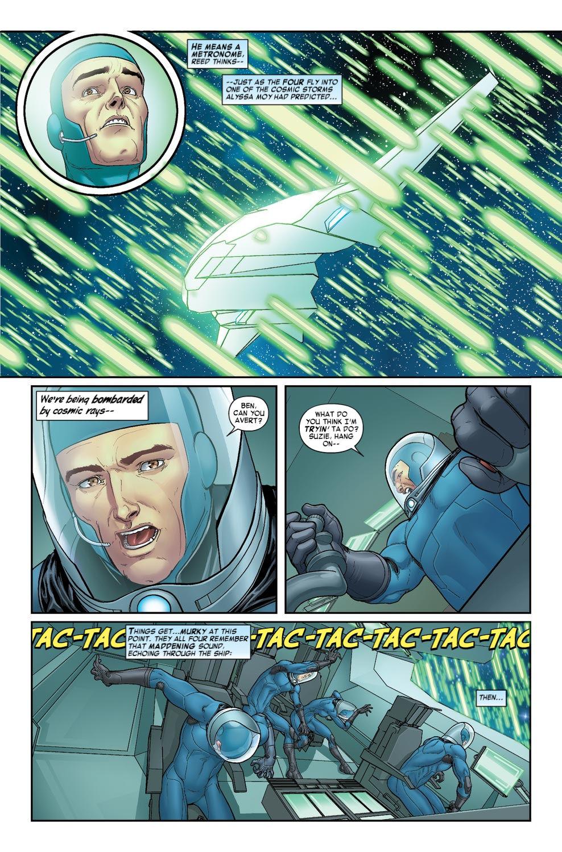 Read online Fantastic Four: Season One comic -  Issue # TPB - 17