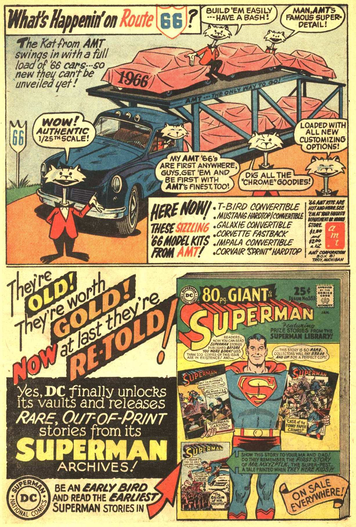 Read online Action Comics (1938) comic -  Issue #332 - 10