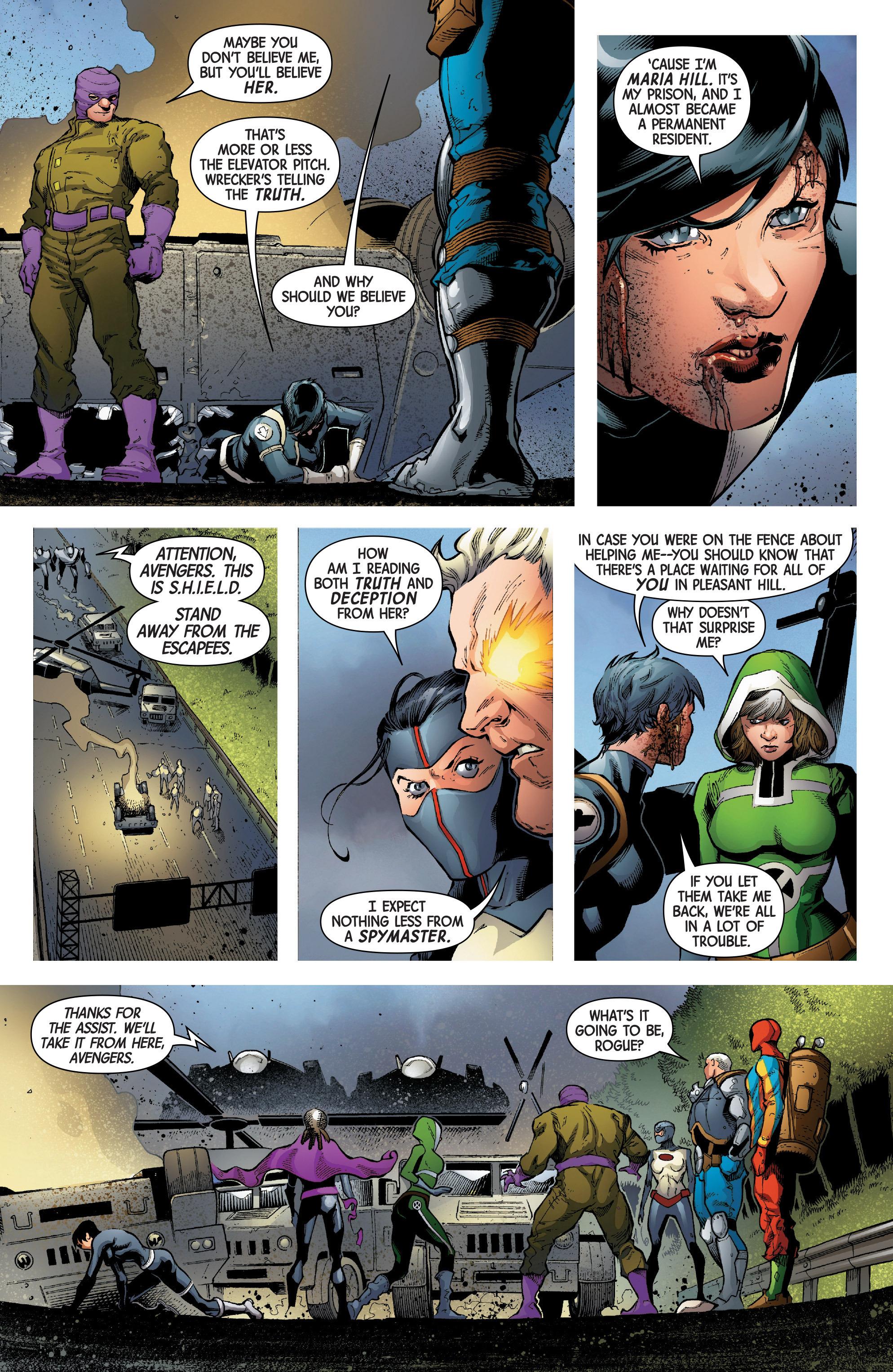 Read online Uncanny Avengers [II] comic -  Issue #7 - 15