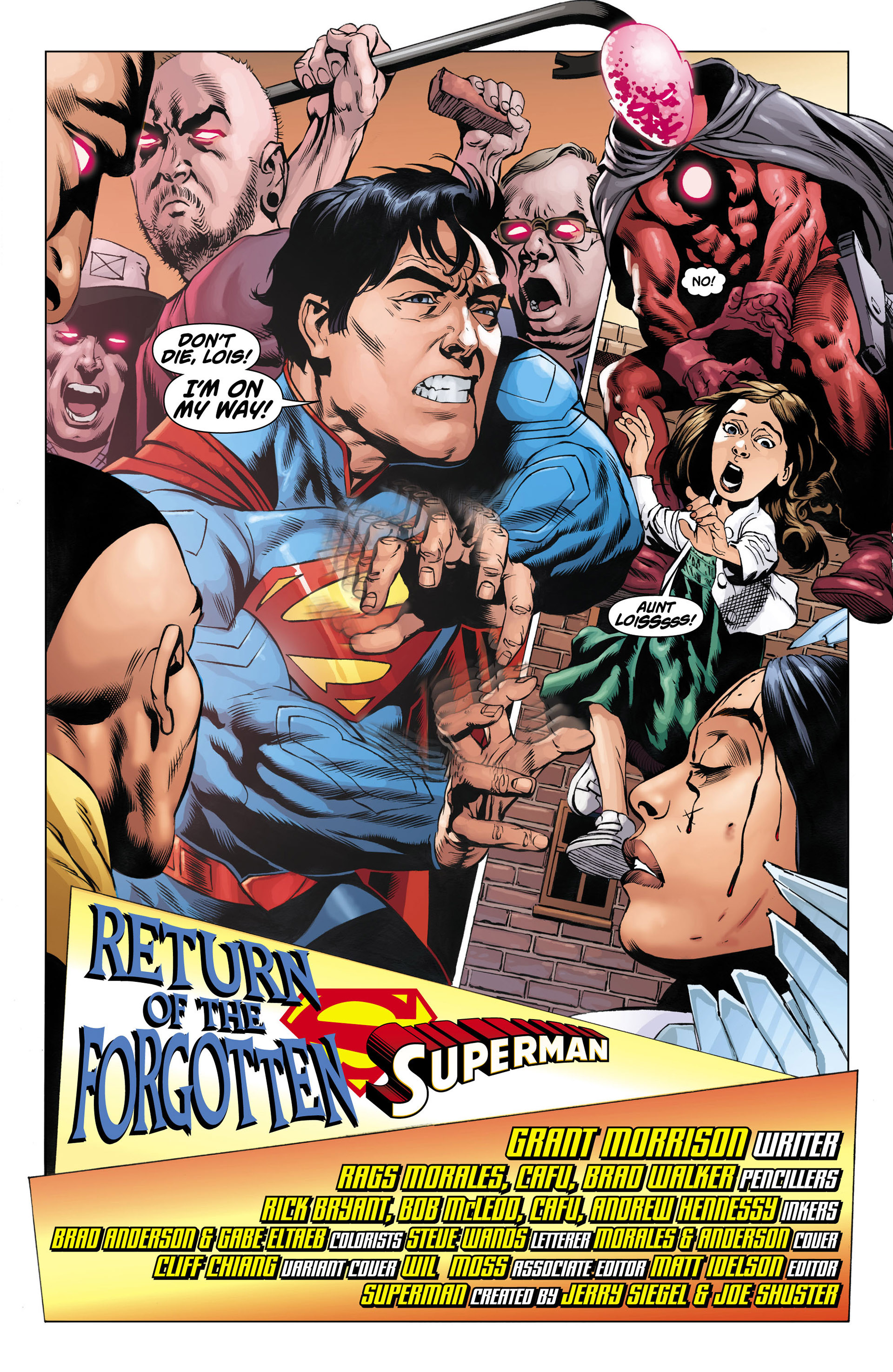 Read online Action Comics (2011) comic -  Issue #12 - 6