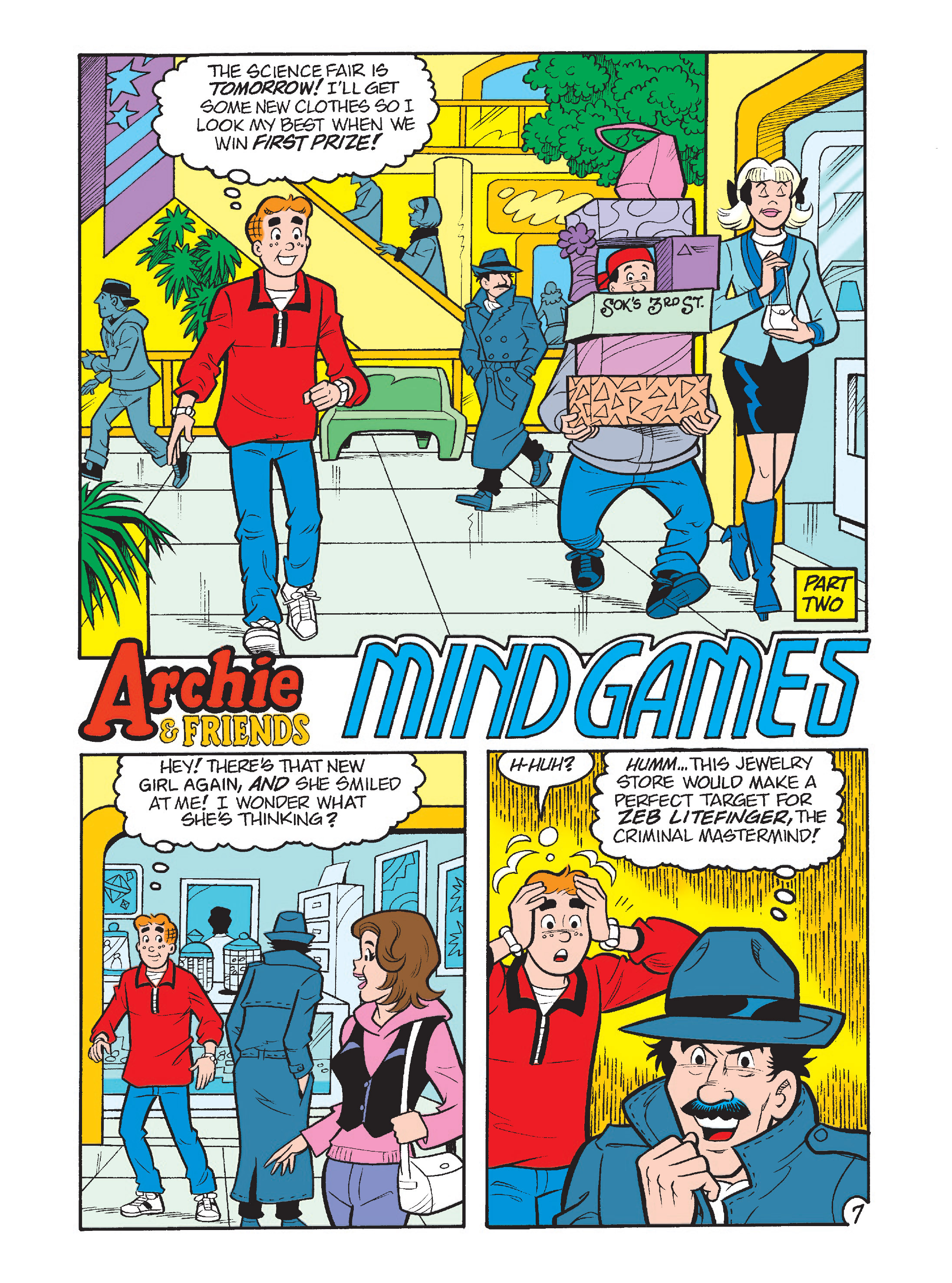 Read online Archie's Funhouse Double Digest comic -  Issue #2 - 8