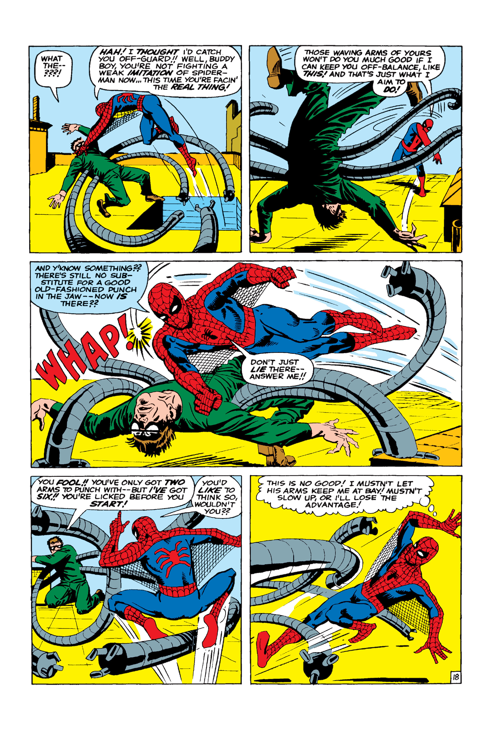 The Amazing Spider-Man (1963) 12 Page 18