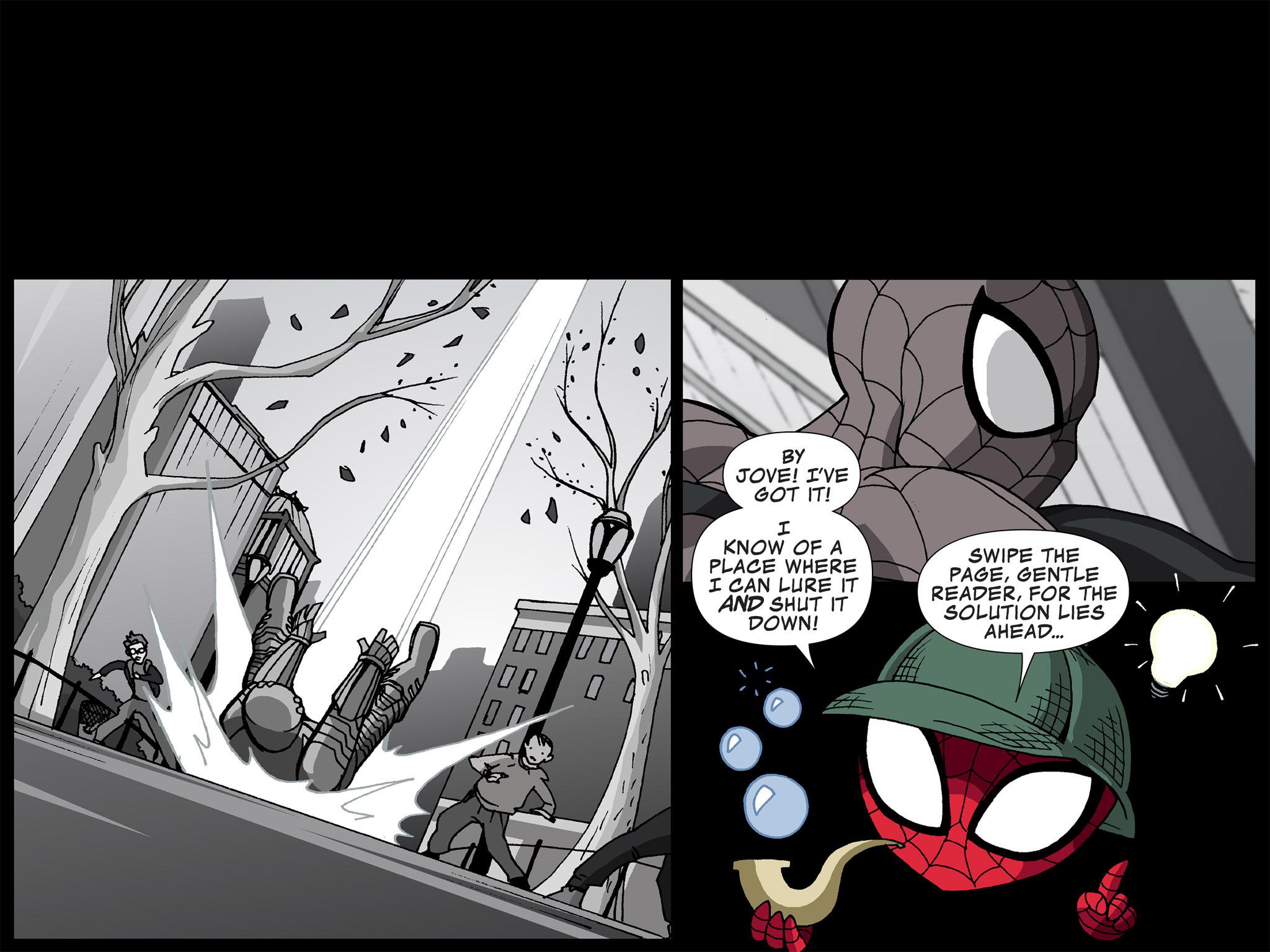 Read online Ultimate Spider-Man (Infinite Comics) (2015) comic -  Issue #4 - 27