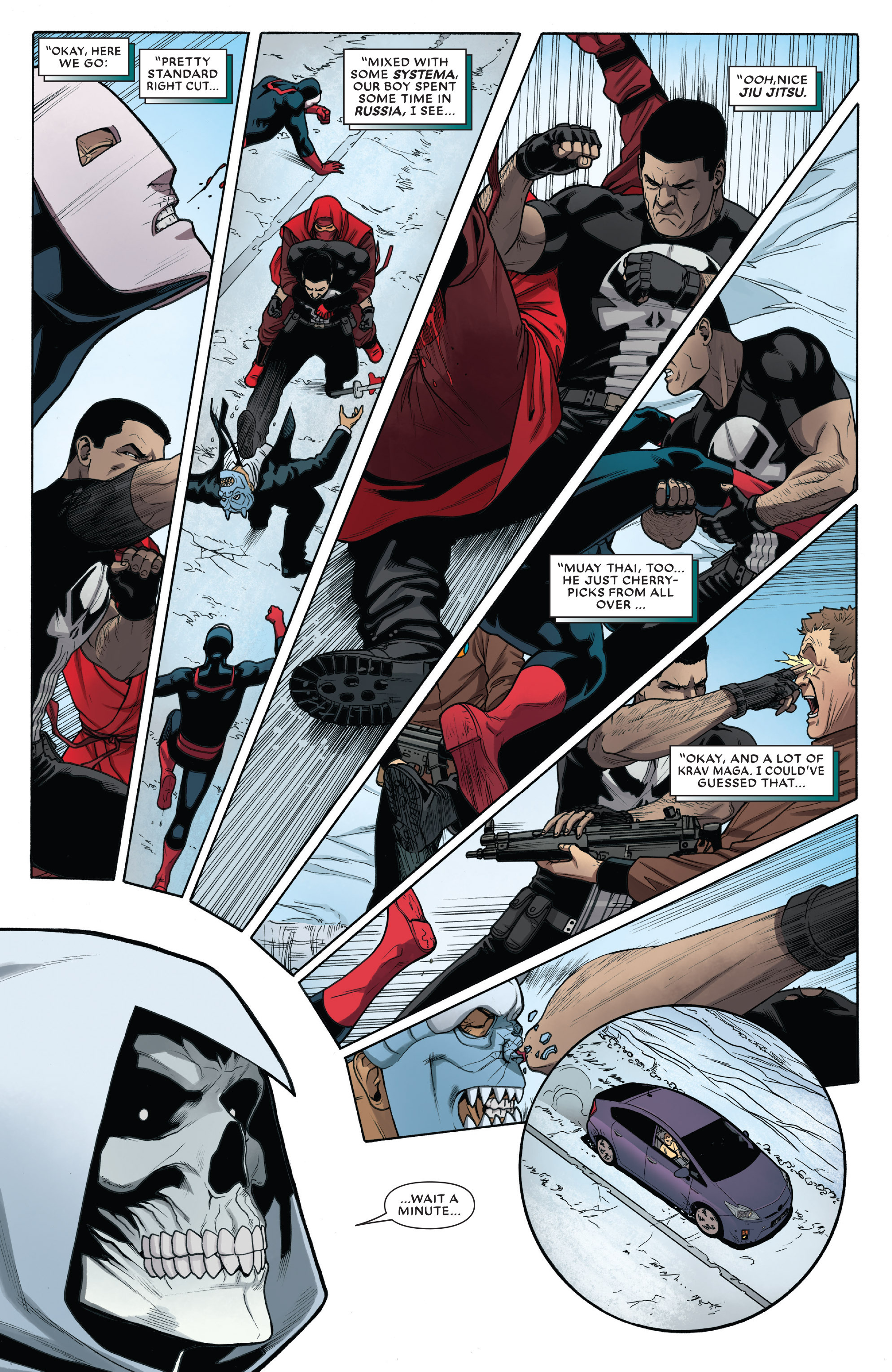 Read online Deadpool vs. The Punisher comic -  Issue #3 - 13