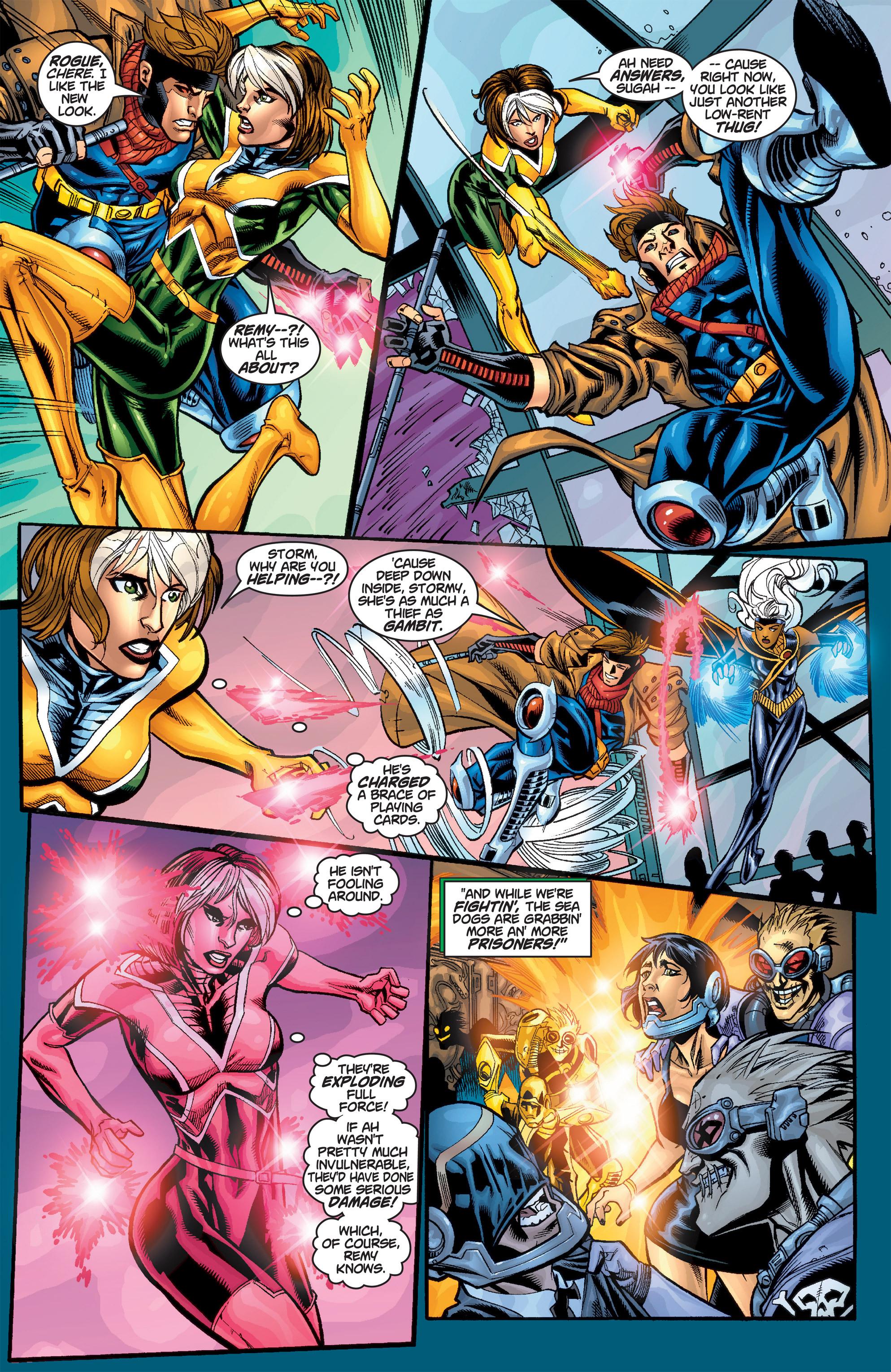 Read online Uncanny X-Men (1963) comic -  Issue #385 - 7