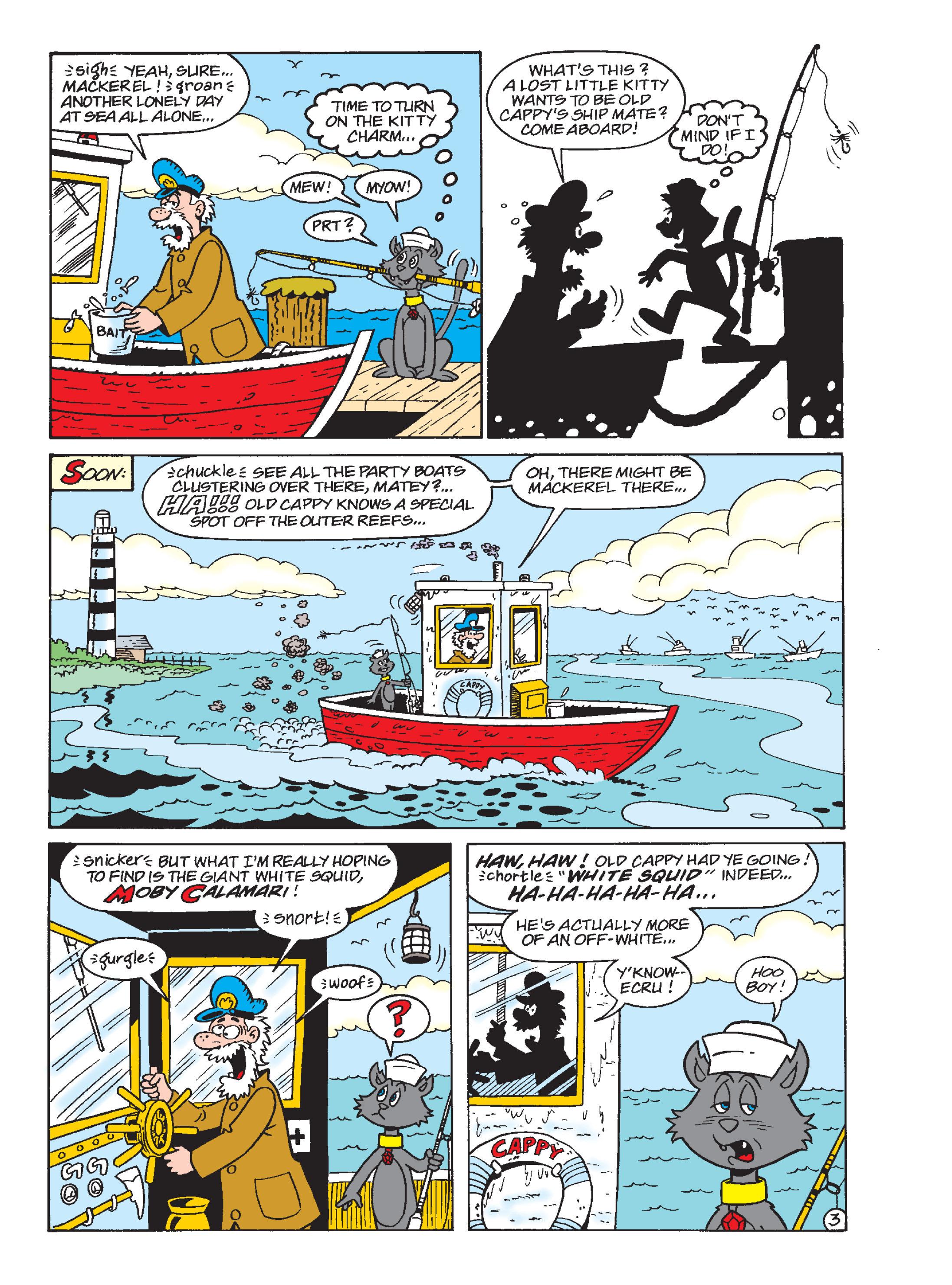 Read online Archie 1000 Page Comics Blowout! comic -  Issue # TPB (Part 1) - 150