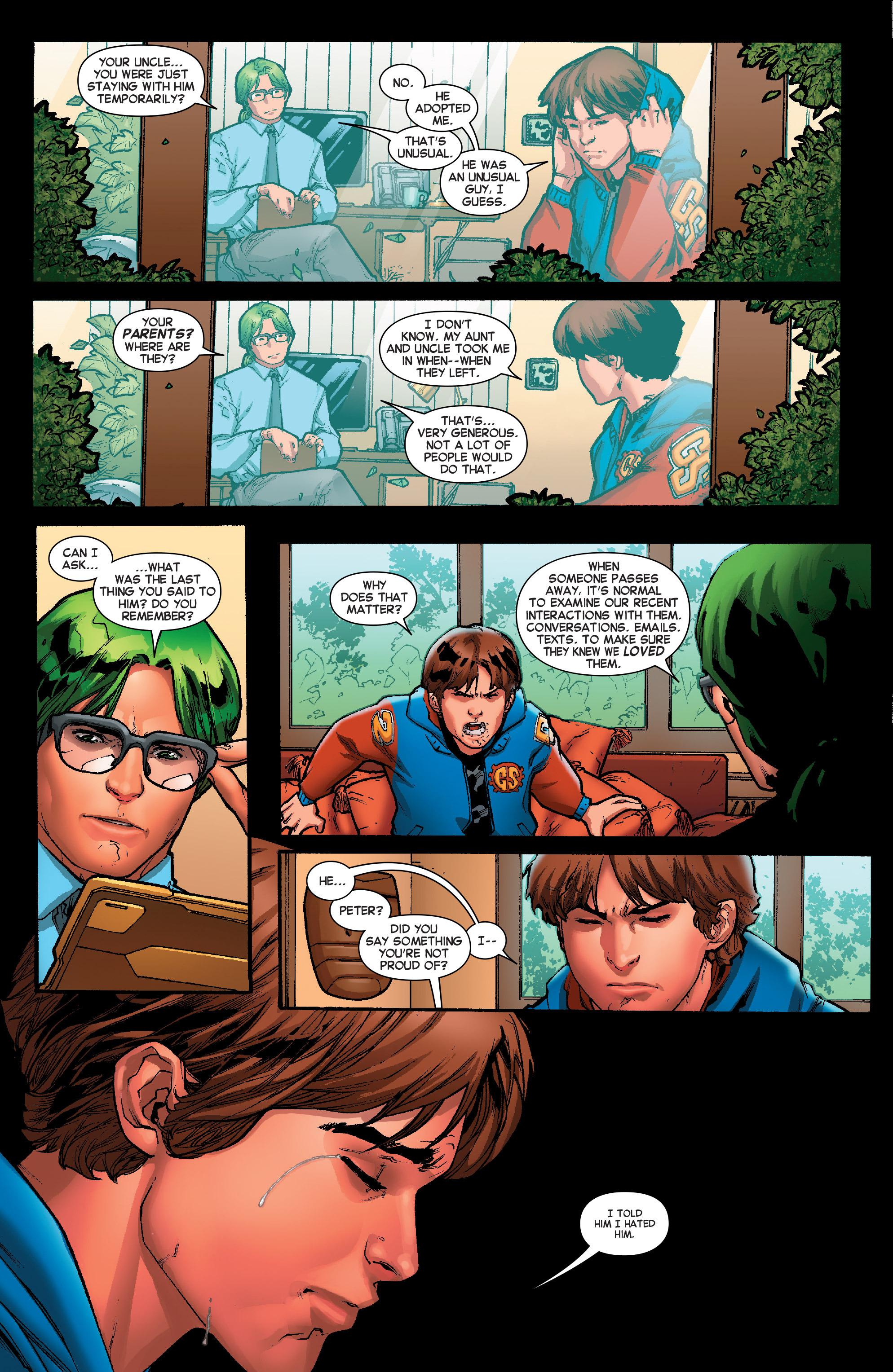 Read online Secret Wars Journal comic -  Issue #3 - 17