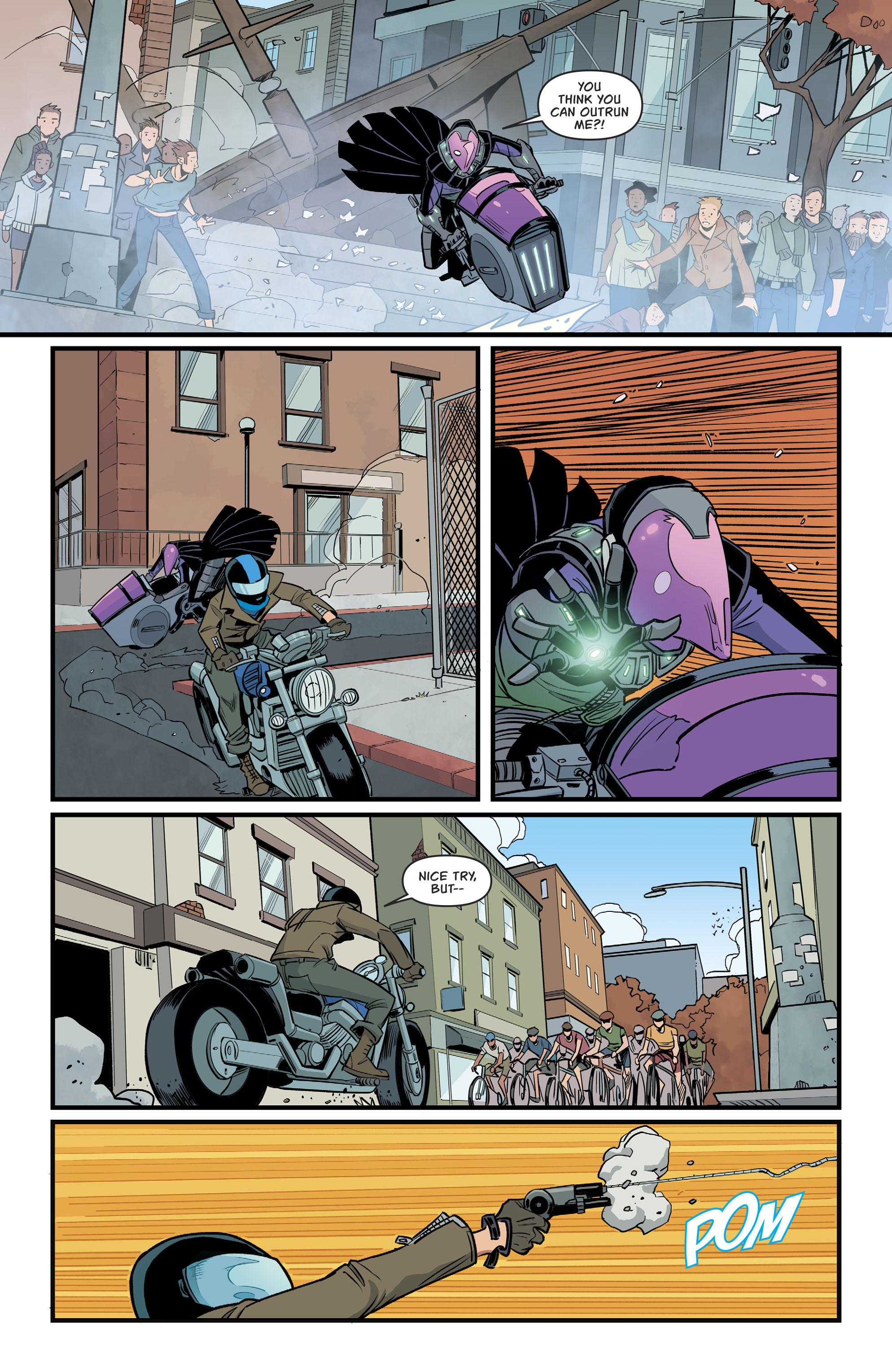 Read online Batgirl (2016) comic -  Issue #11 - 16